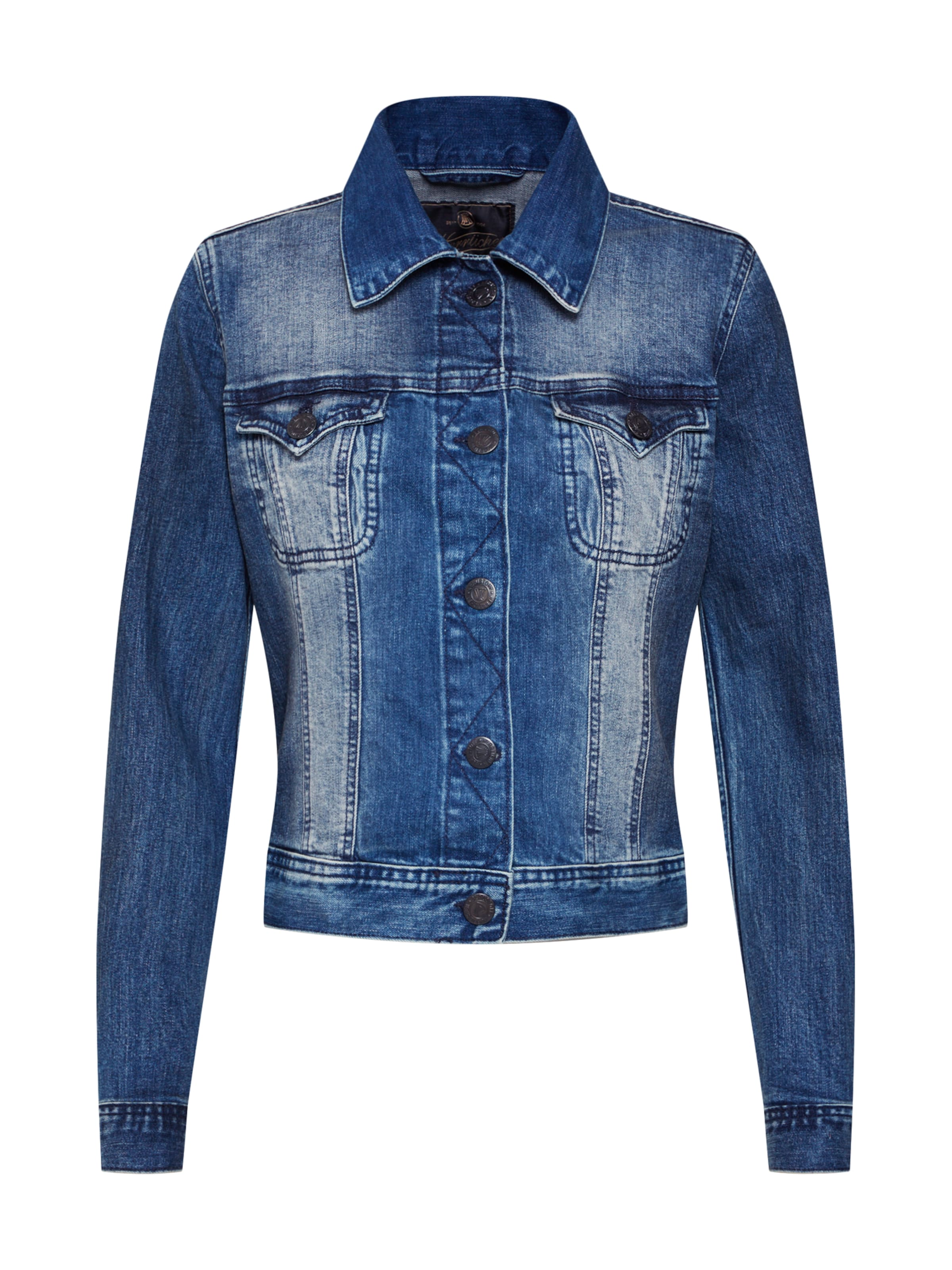 Denim In 'joplin' Blue Herrlicher Jeansjacke wPNZ80kXnO