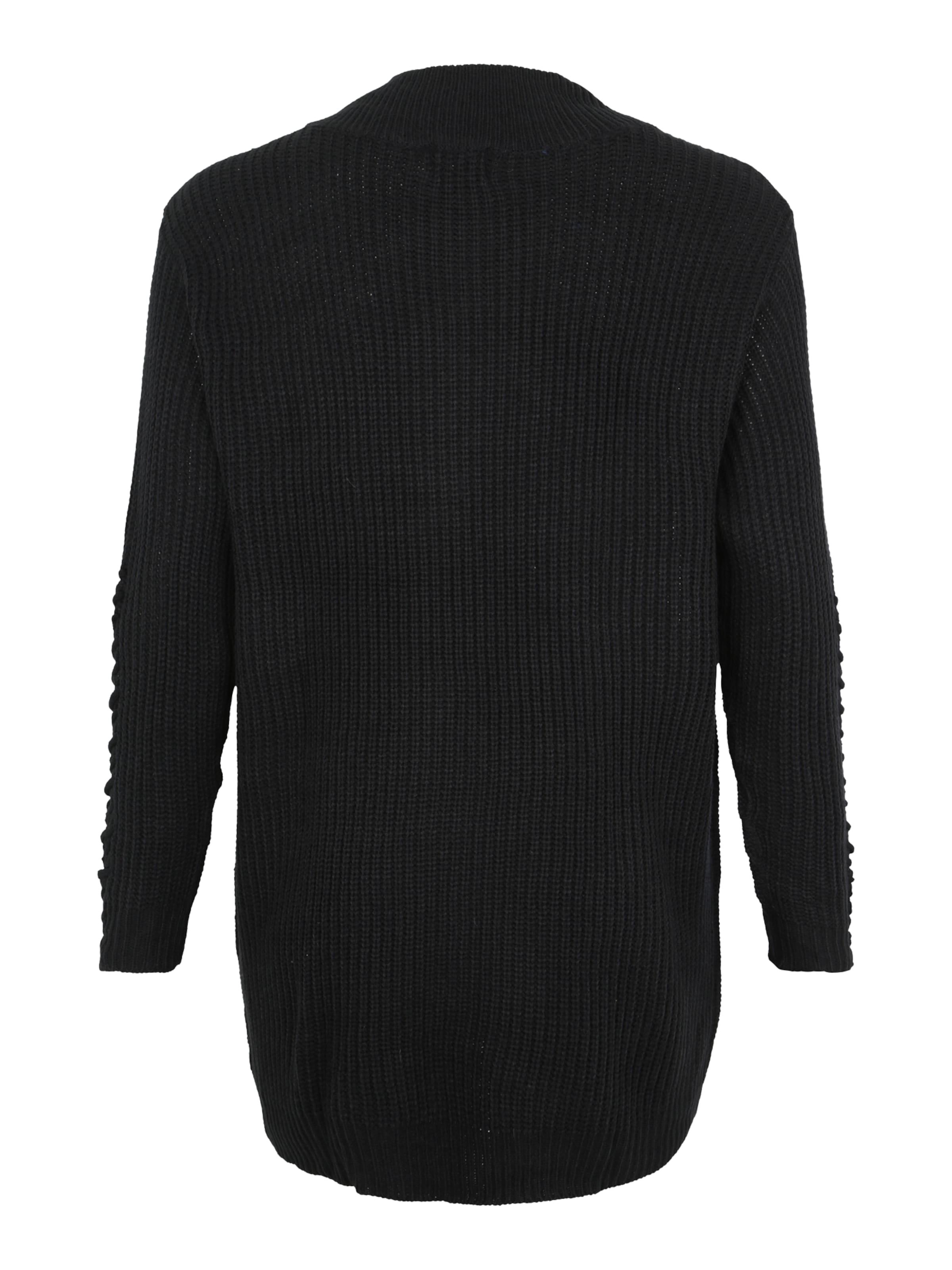 'mcama' Zizzi In Pullover Schwarz Zizzi OPknw0