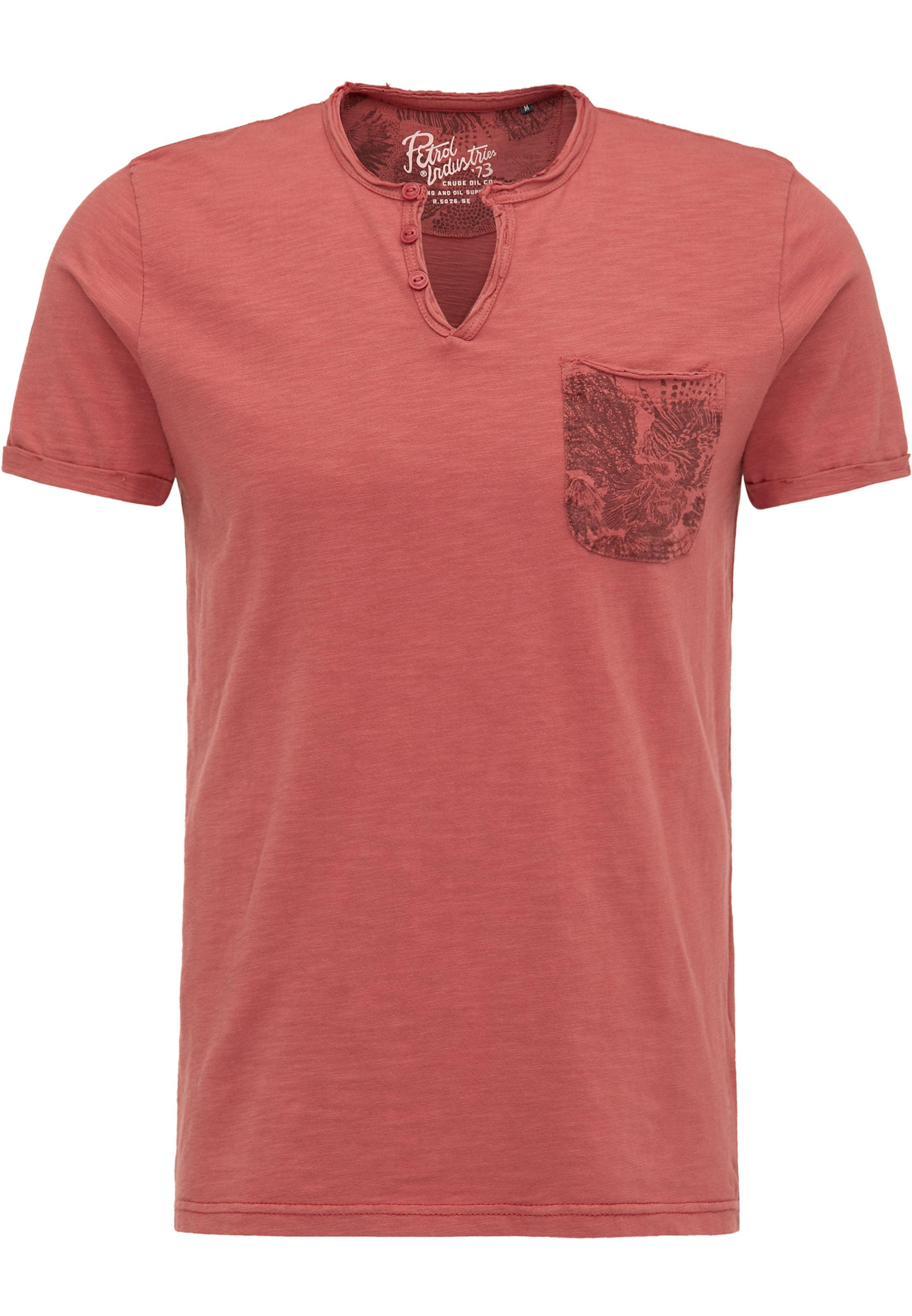 T Industries BleuFoncé shirt En Petrol WdBorCxe