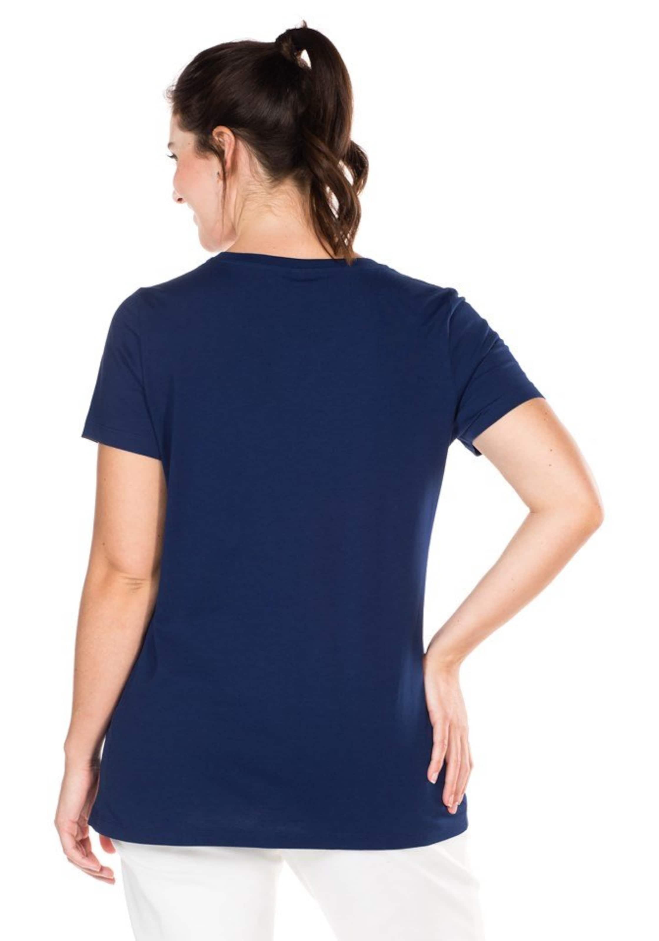 Casual Sheego In NachtblauWeiß T shirt eCxWrdQEBo