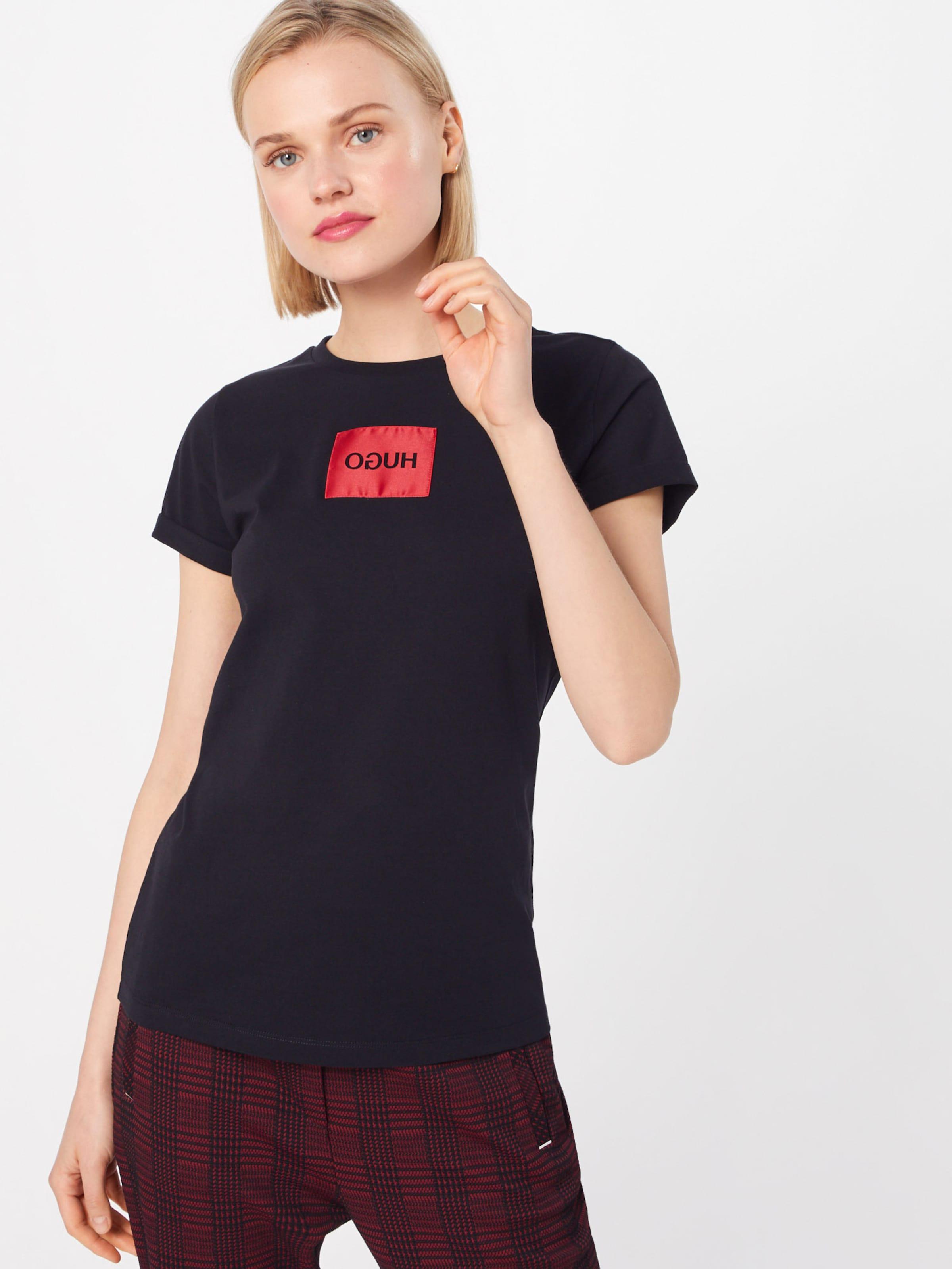 'dennja' T Blanc shirt En Hugo 4jAL5R