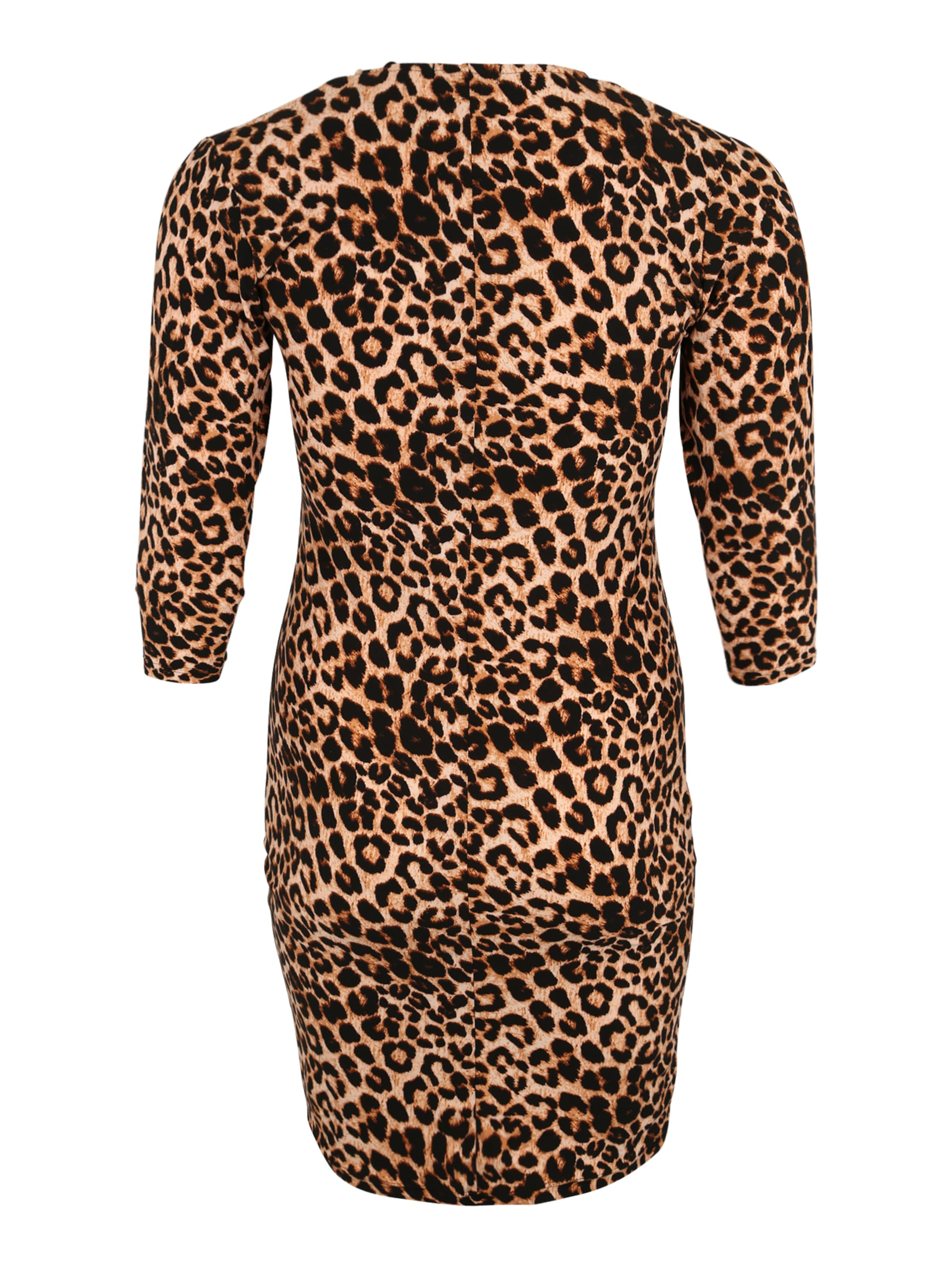 Look Anaimal 'x Bodycon' Curves In New St BraunGelb Kleid 4AL53jR
