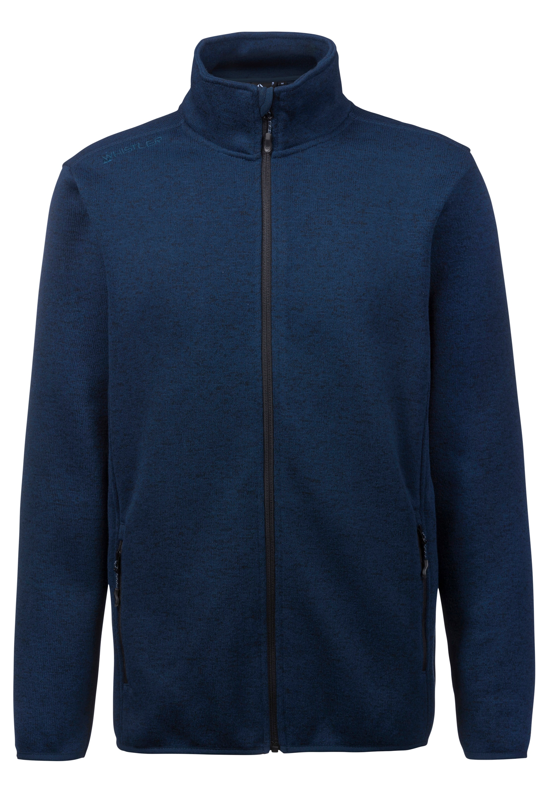 In Fleecejacke Whistler Navy 'pareman' Fleecejacke Whistler QrxhCtsdB