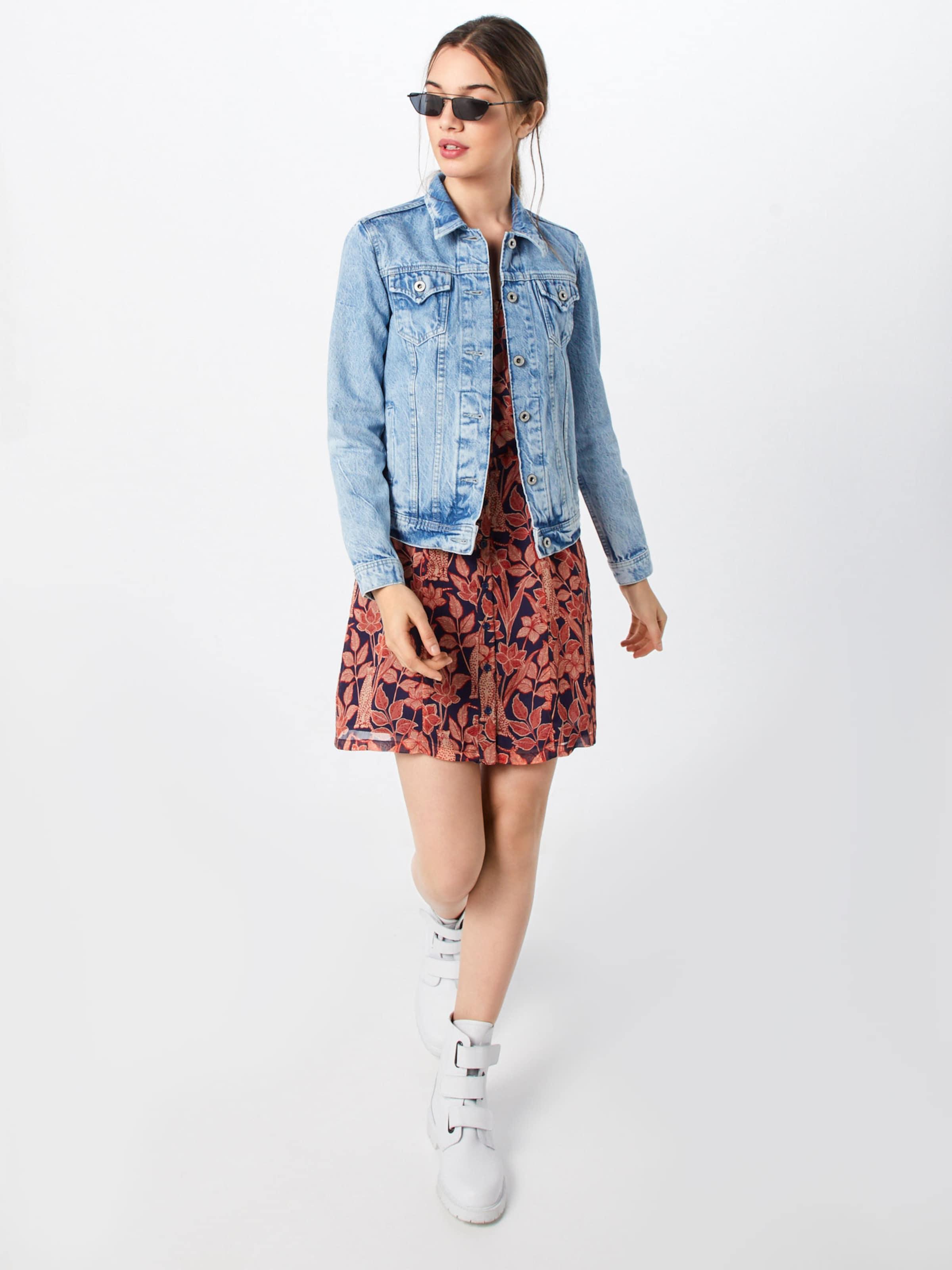 'thrift' Pepe Denim Jeans In Jacke Blue vm08wnyNO