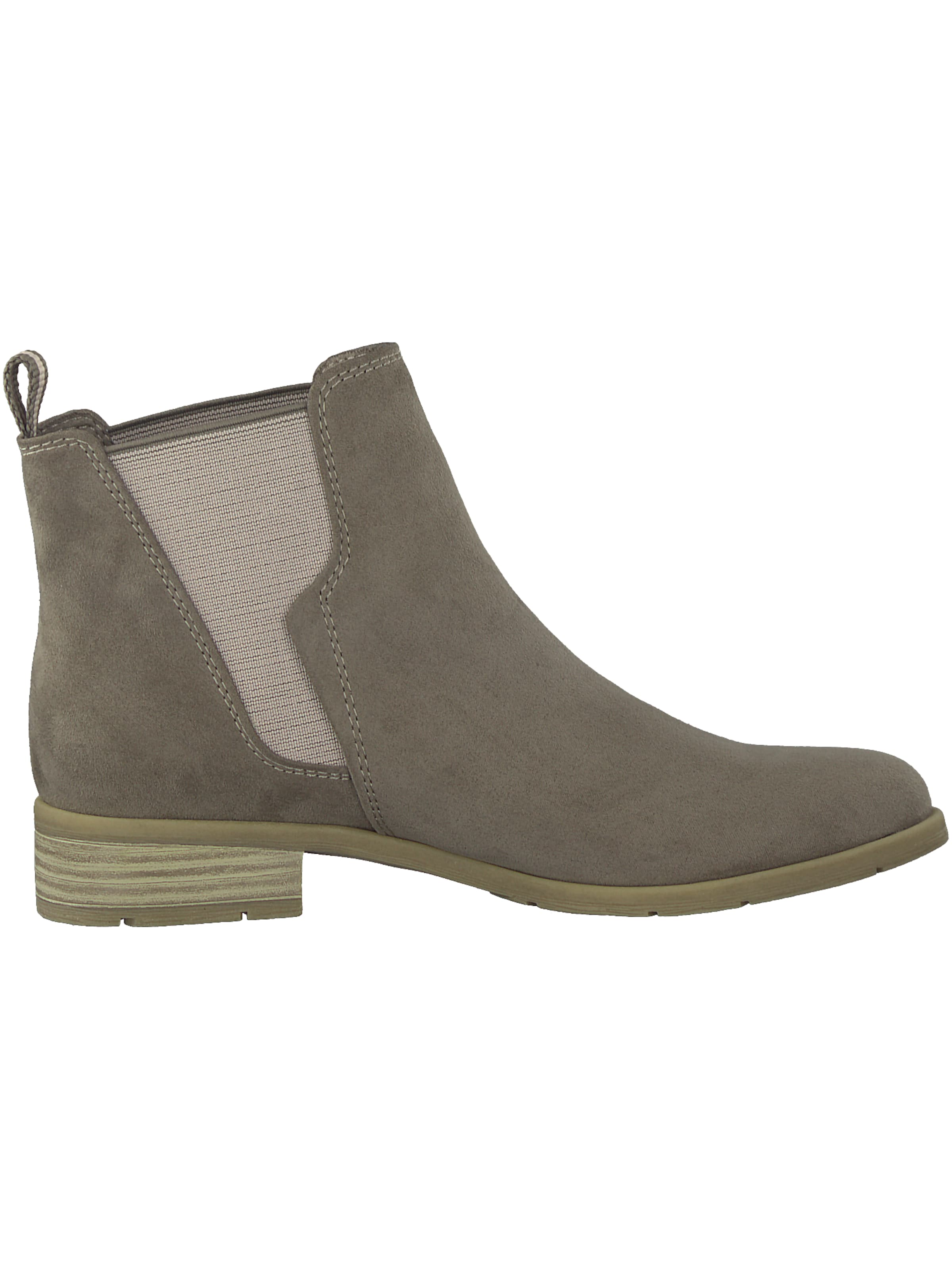 Boots Taupe En Tozzi Marco Chelsea FlTJcuK13