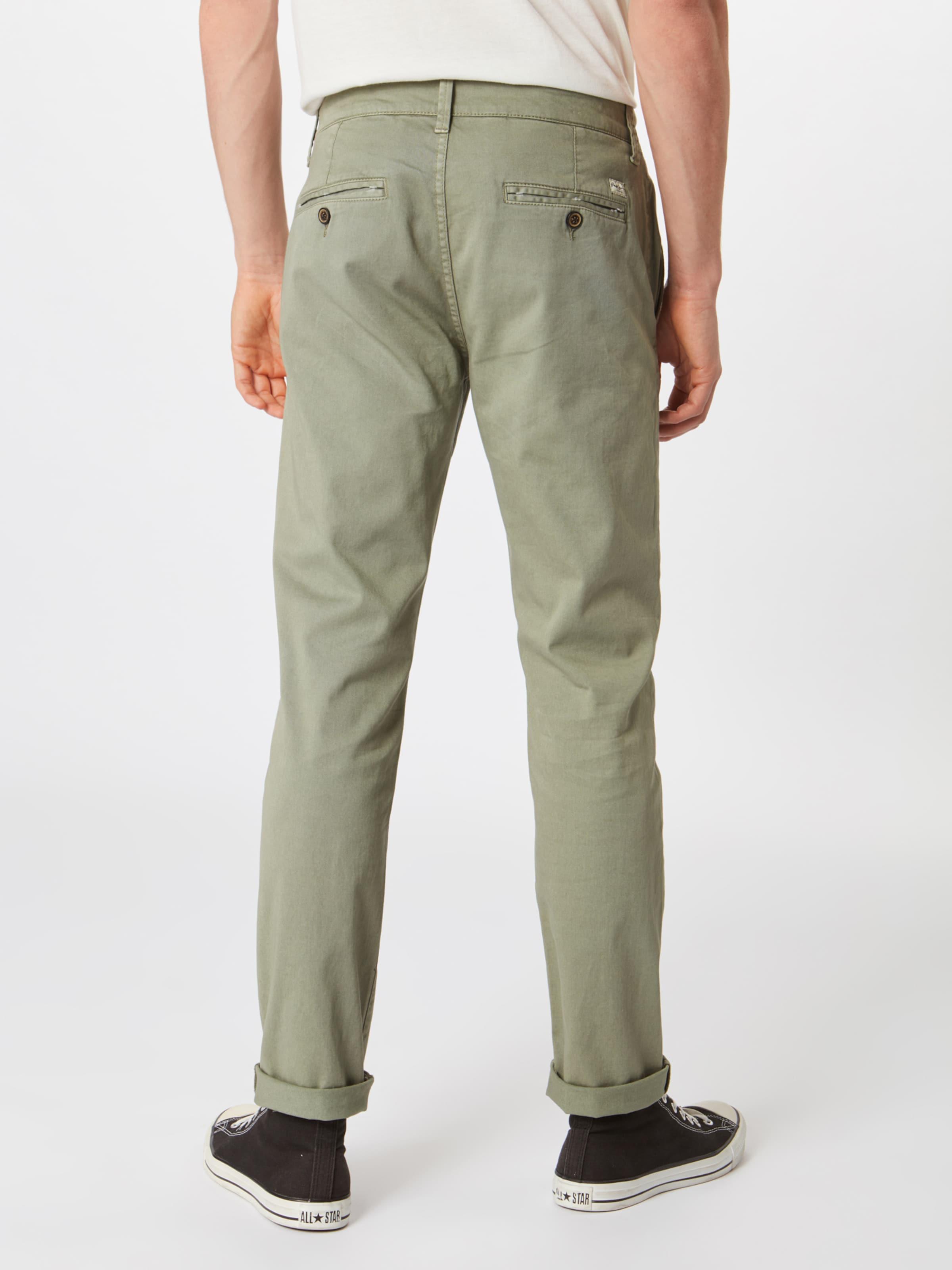 Foncé Jeans Pantalon Chino Pepe En Bleu 'sloane' TcFJ1Kl