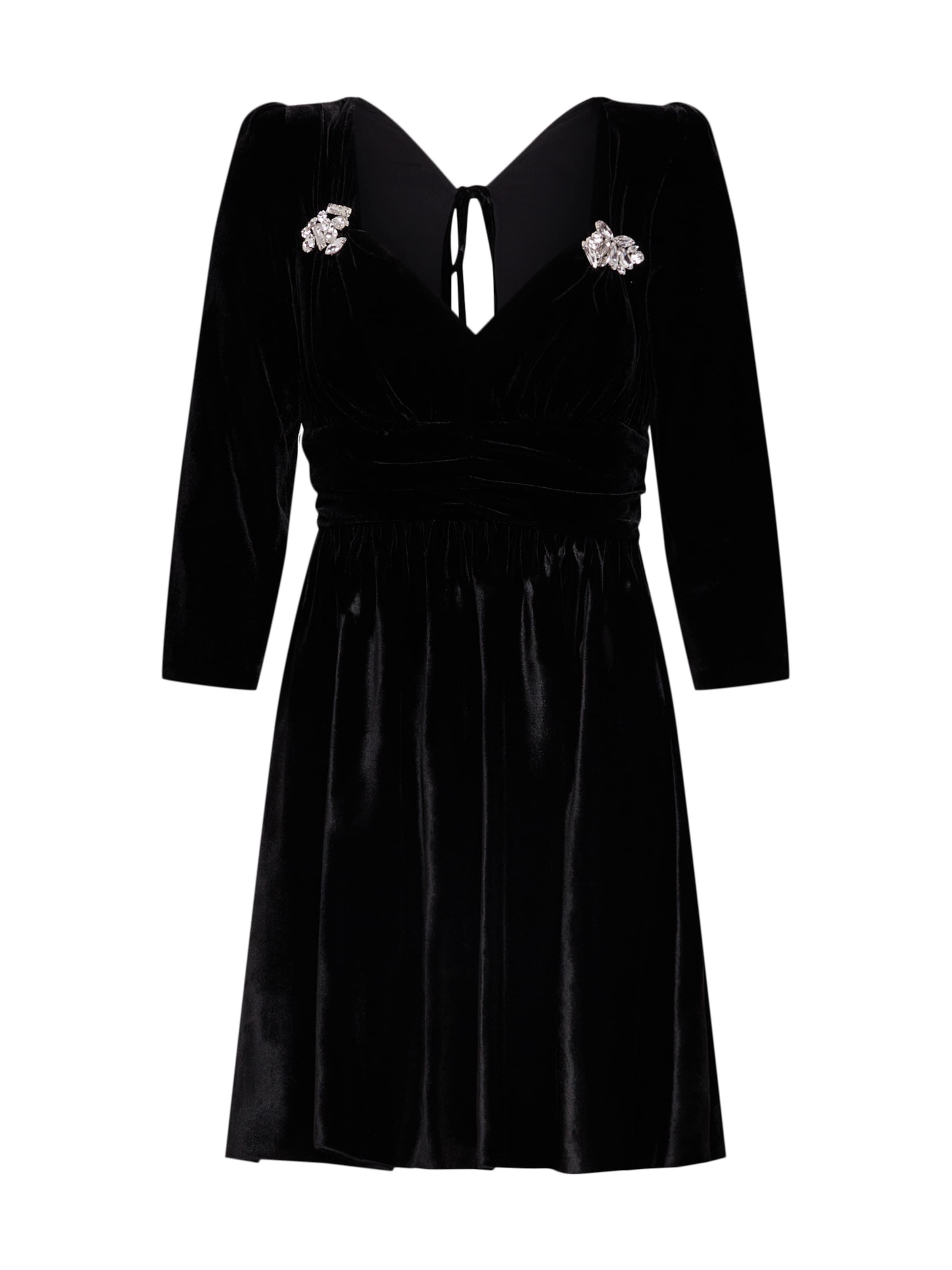 De The Robe Noir En Kooples Cocktail hrtdsQBCx