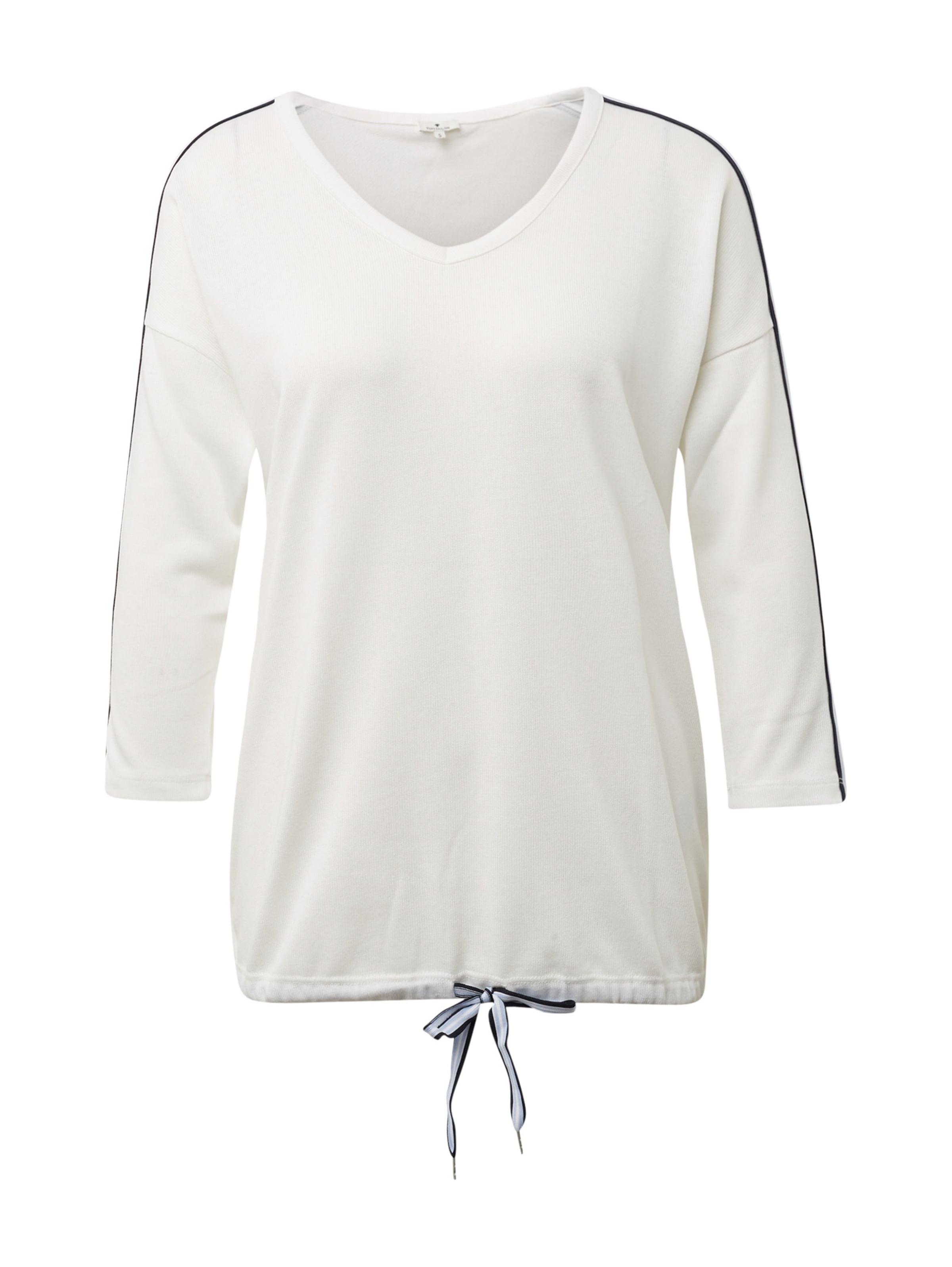 Bleu Tom Tailor shirt En NuitBlanc T nwN8mvO0