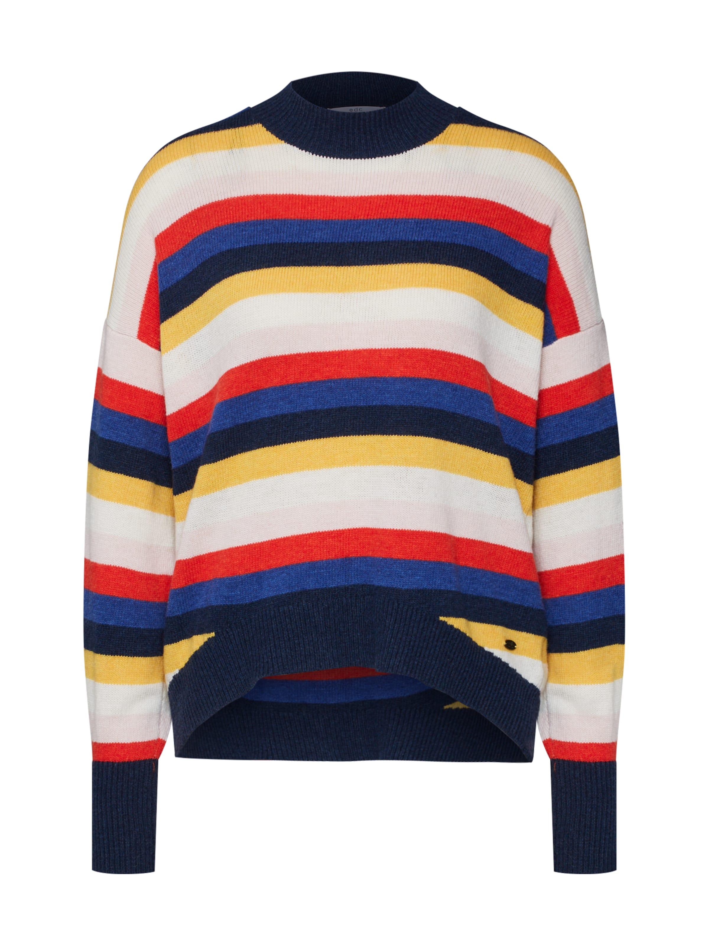 In Mischfarben Pullover Edc By Esprit WEYH29DI
