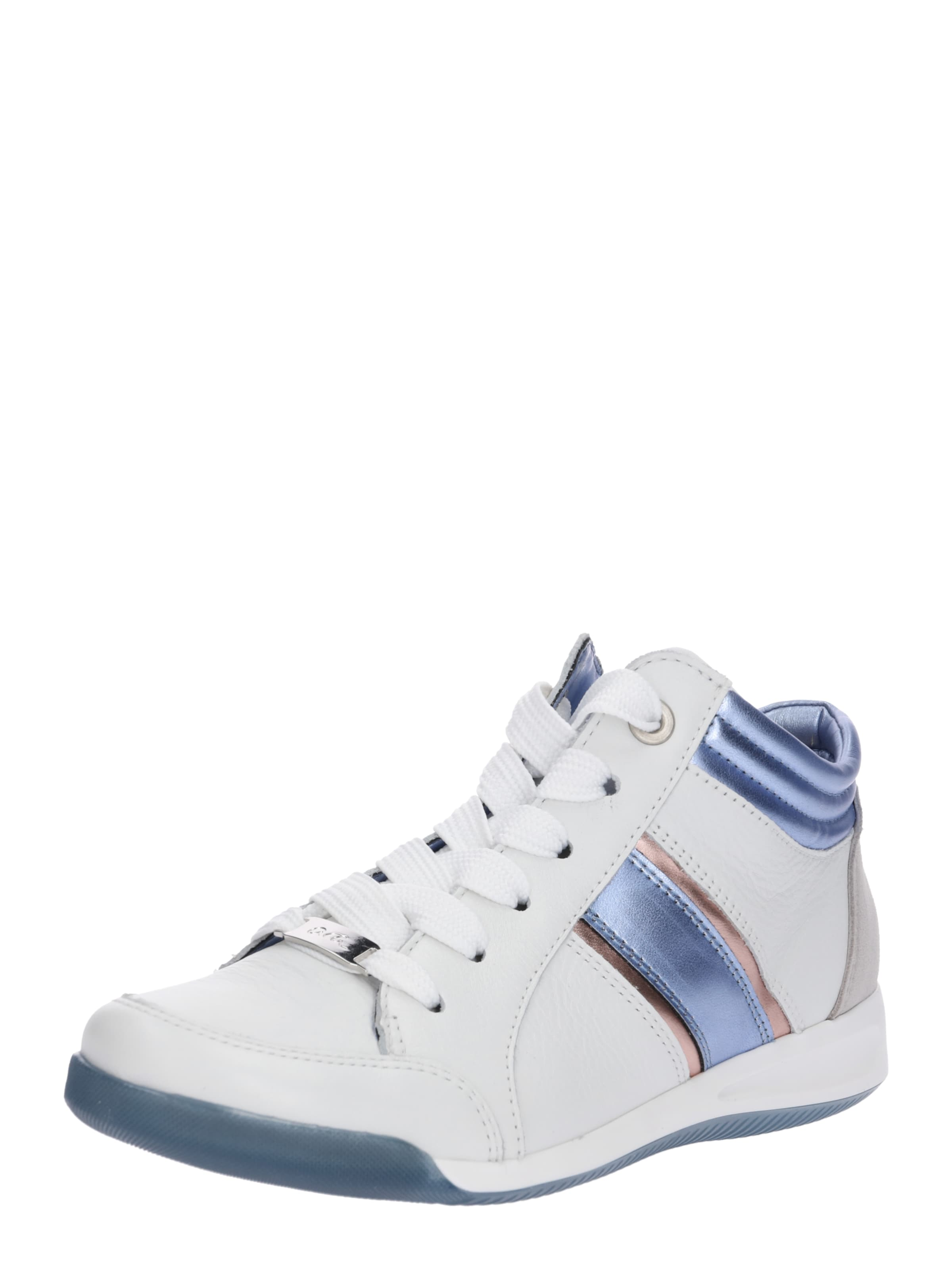 Hautes Bleu Baskets 'rom stf' Ara En CielBlanc ZuTOPiwkXl