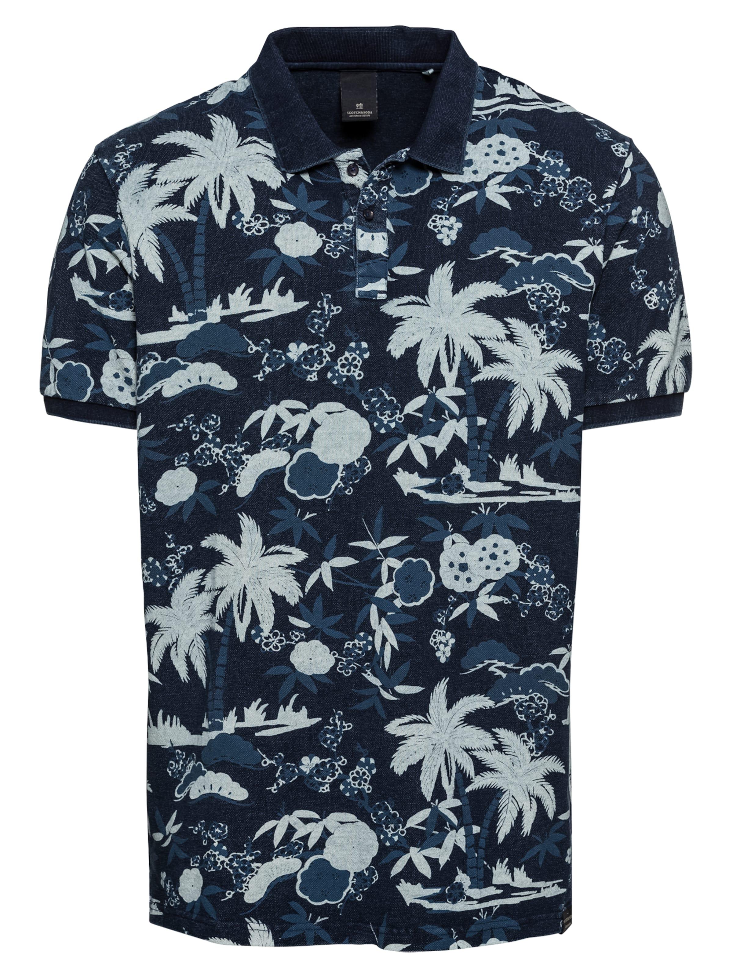 shirt En Scotchamp; Soda BleuBlanc T m8w0nN