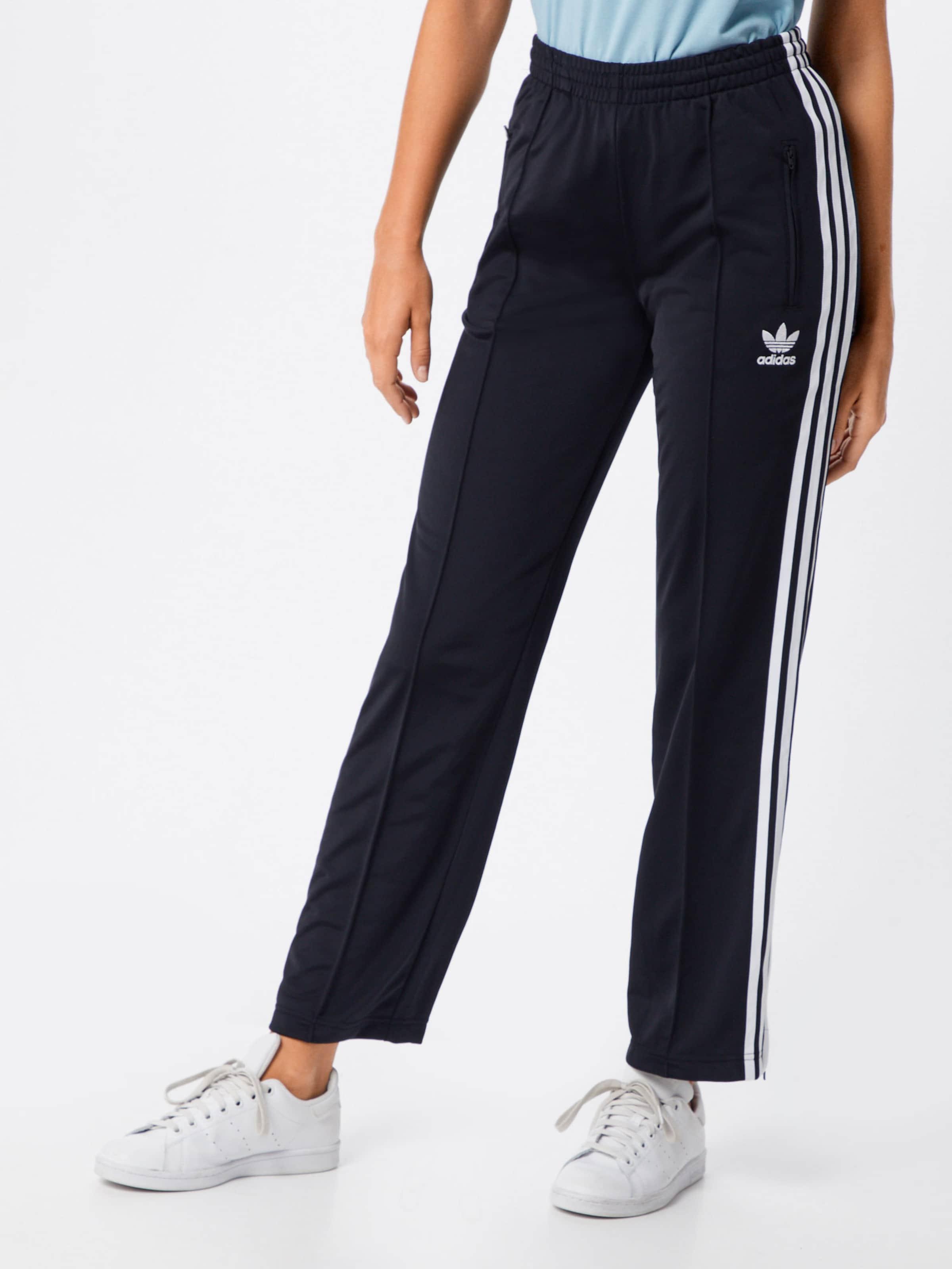 Pantalon Adidas Originals 'firebird Marine En Tp' Bleu nOXN0PZ8wk