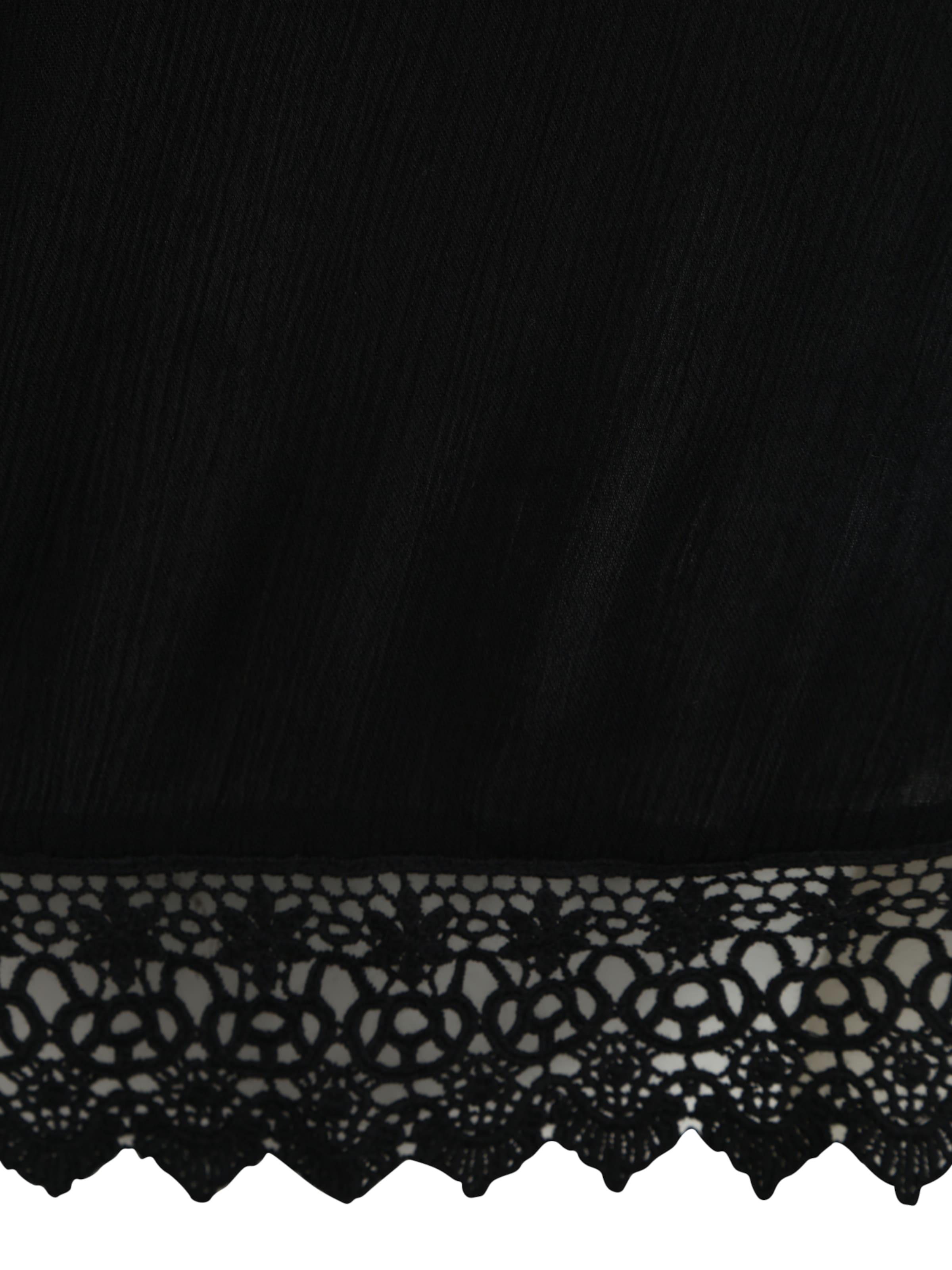 shirt 'elin' En You T About Noir Curvy Qdthrs
