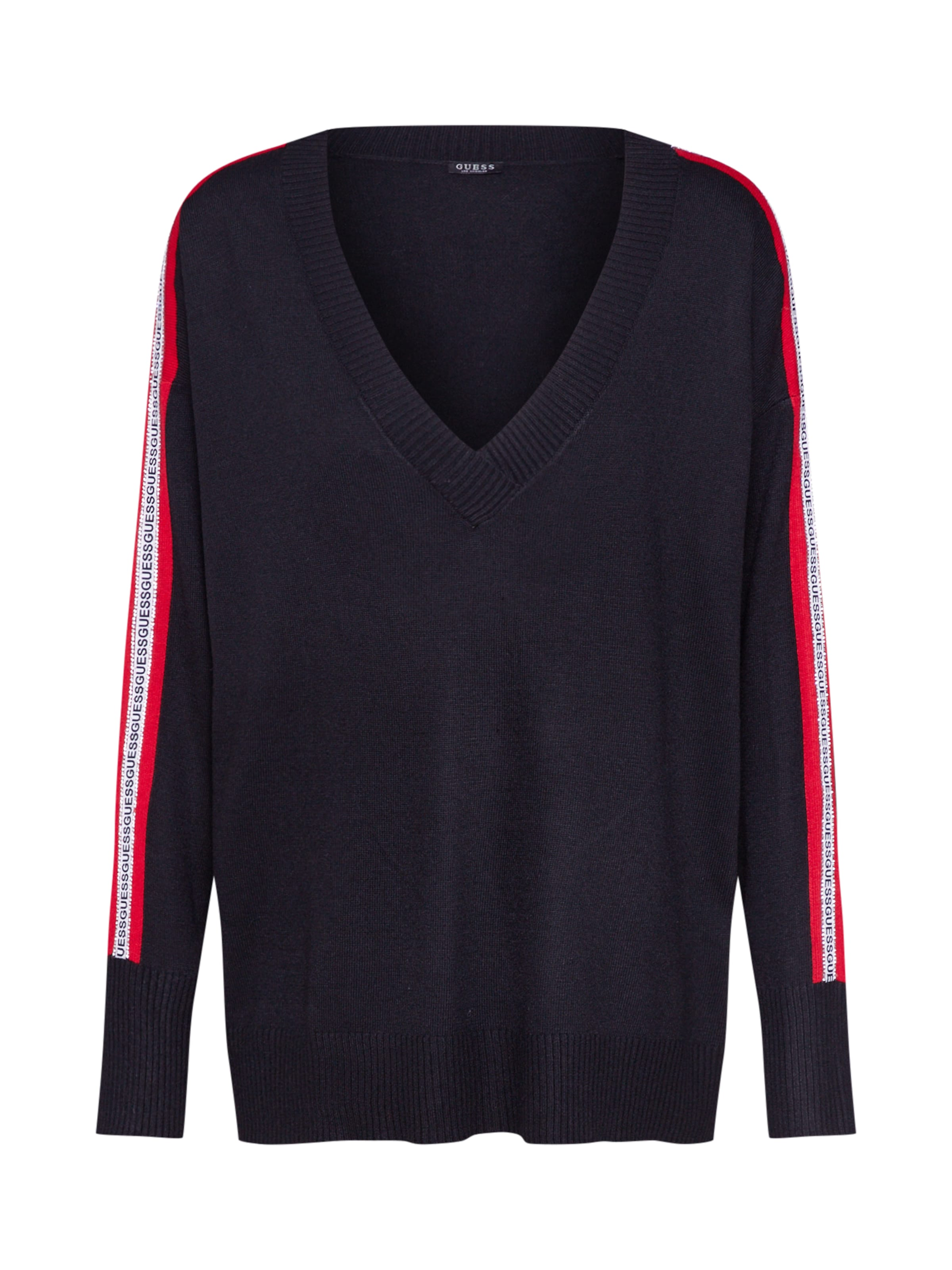 'julie' RotSchwarz Guess In Pullover roWdxBCe