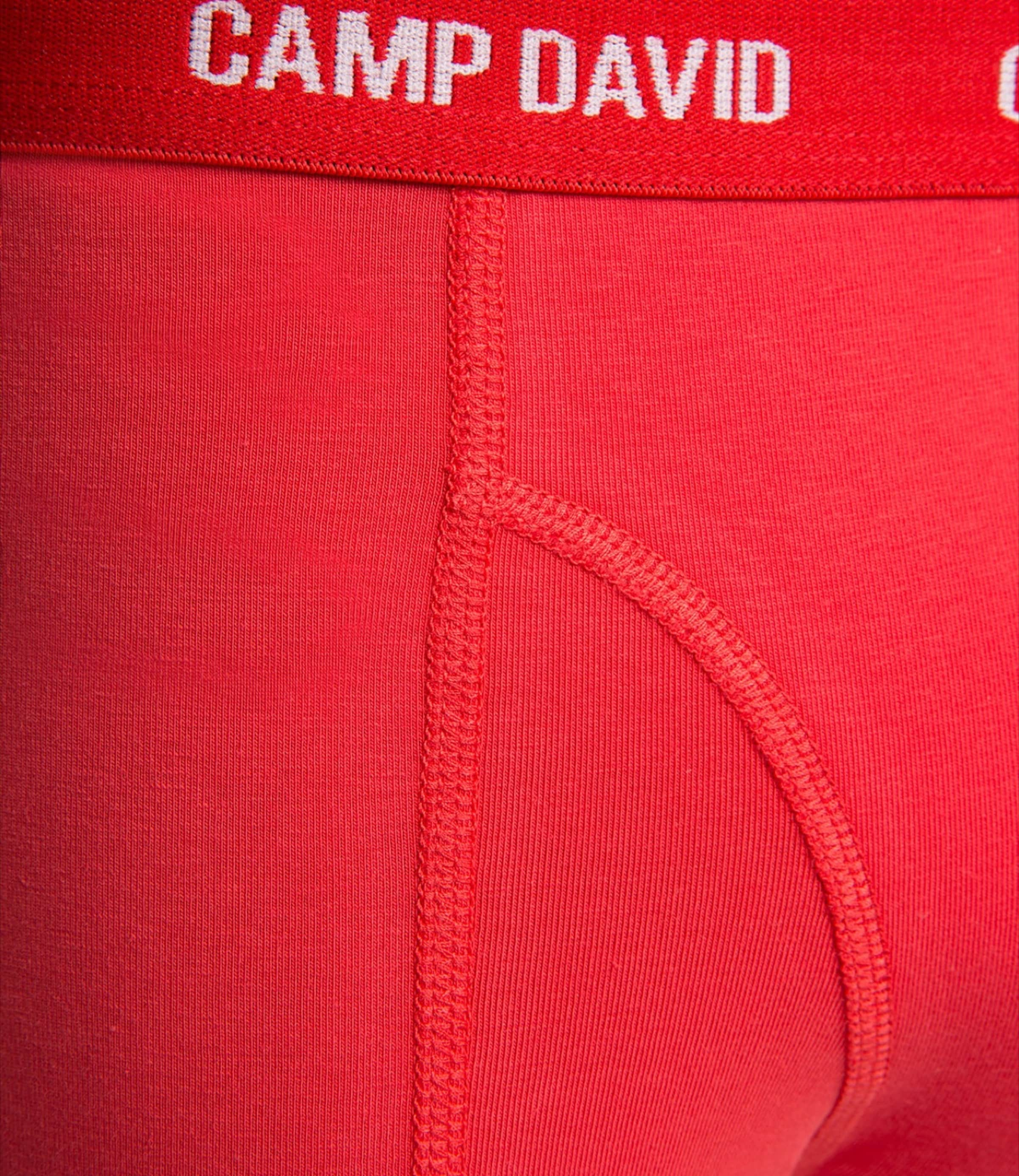 In Camp In Rot Camp In Boxershorts Rot Boxershorts David Camp David Boxershorts David rshtQdC