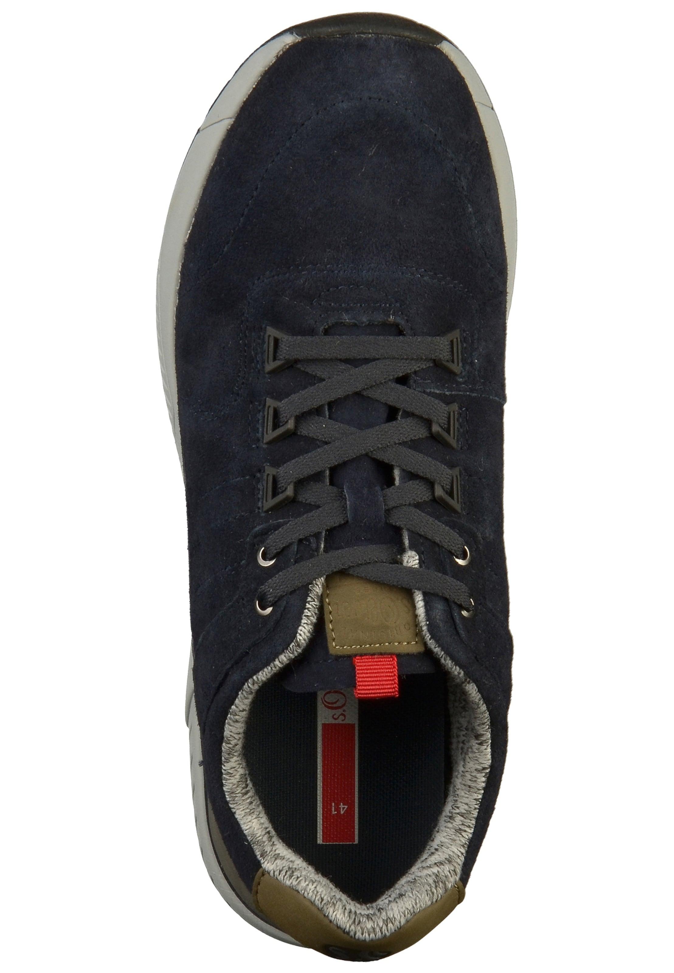 oliver En Baskets Basses Bleu Label Red MarineOlive S rCeWdxBo