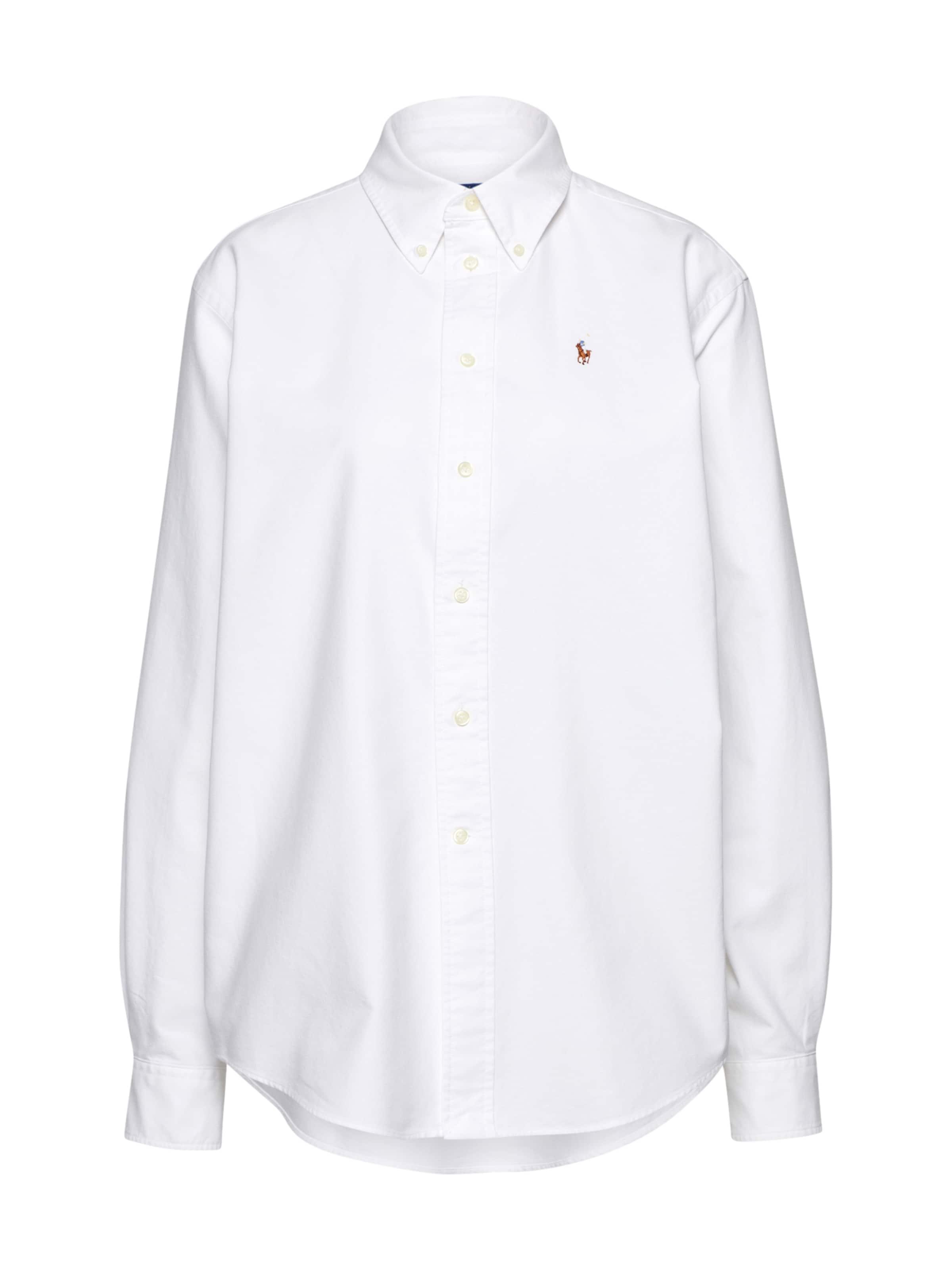 Polo Ralph Lauren Chemisier En Blanc OPXN8wnk0Z