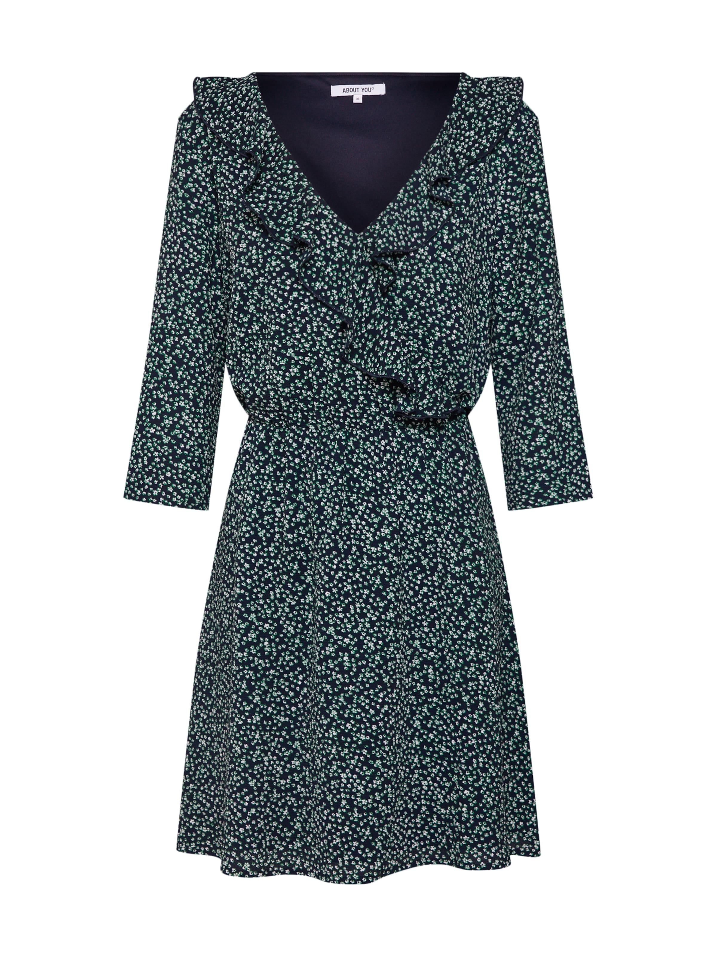 Robe FoncéRose 'fenna Dress' About You Bleu En 7Yb6gIfvy