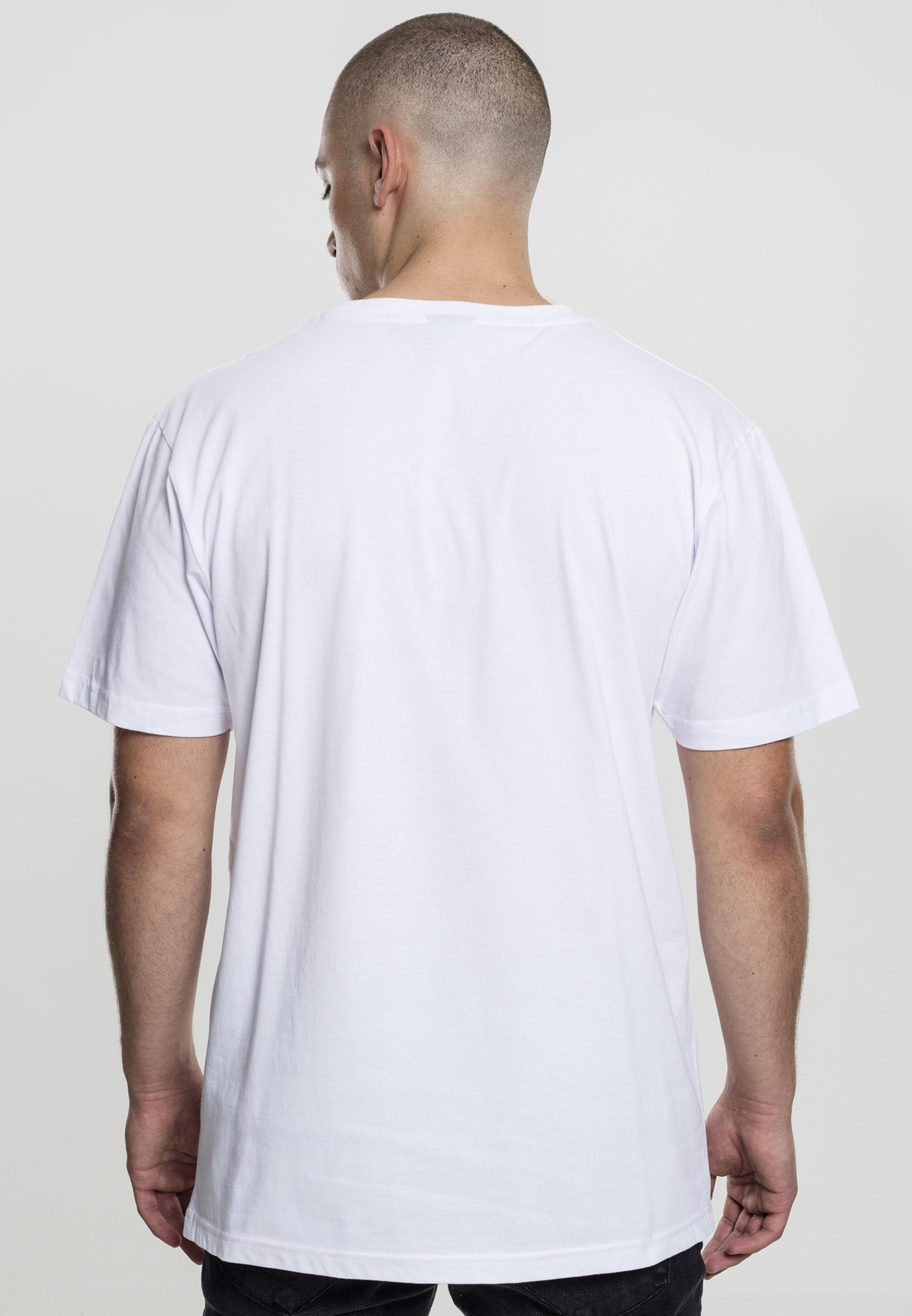 'flamingo' Weiß Tee T shirt Hellpink GelbGrün Mister In tQdsrhC
