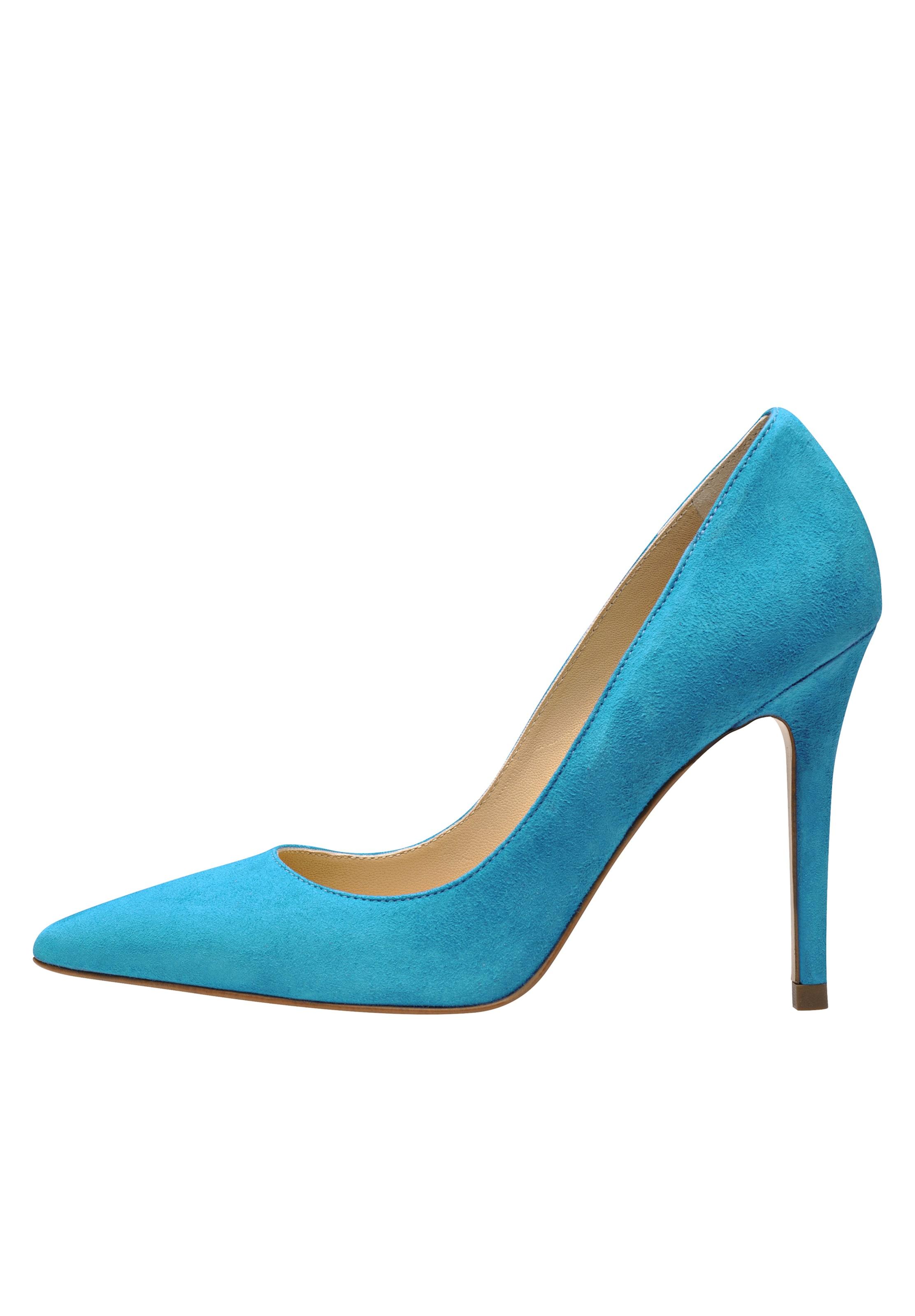 Bleu Bleu Evita En Evita En Escarpins Escarpins Evita 9HeED2IWY