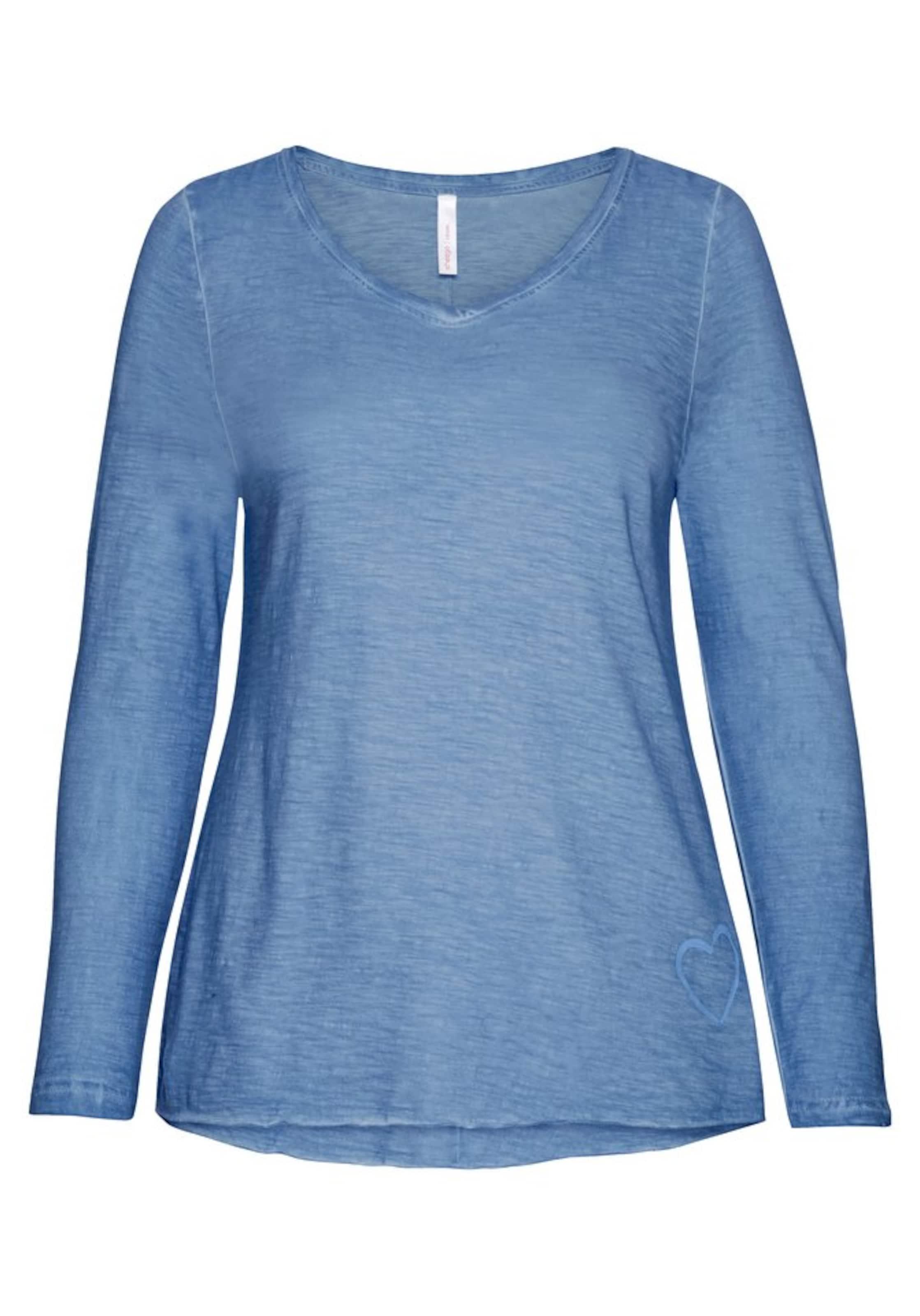Casual Casual In Casual In Sheego Royalblau Shirt Royalblau Sheego Shirt Sheego IHD9WE2