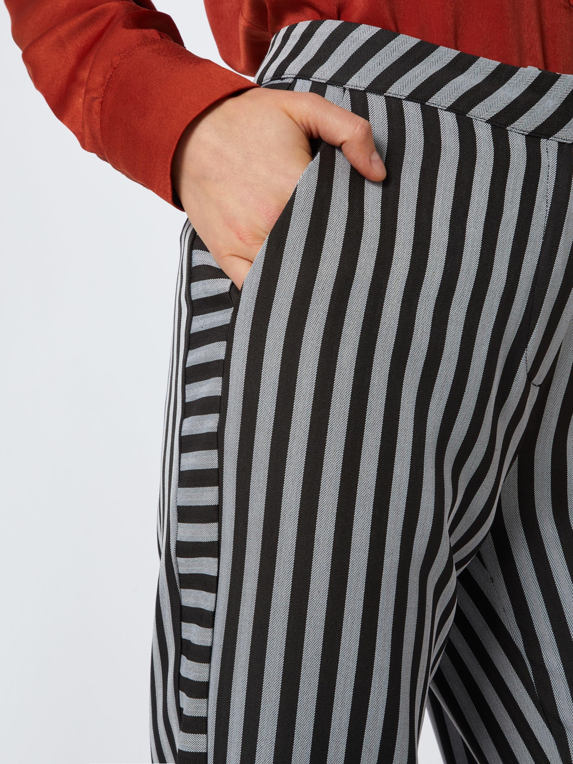 'objfilina Bsfd' Object A Pantalon Pant En Hw NoirArgent F1JlTKc