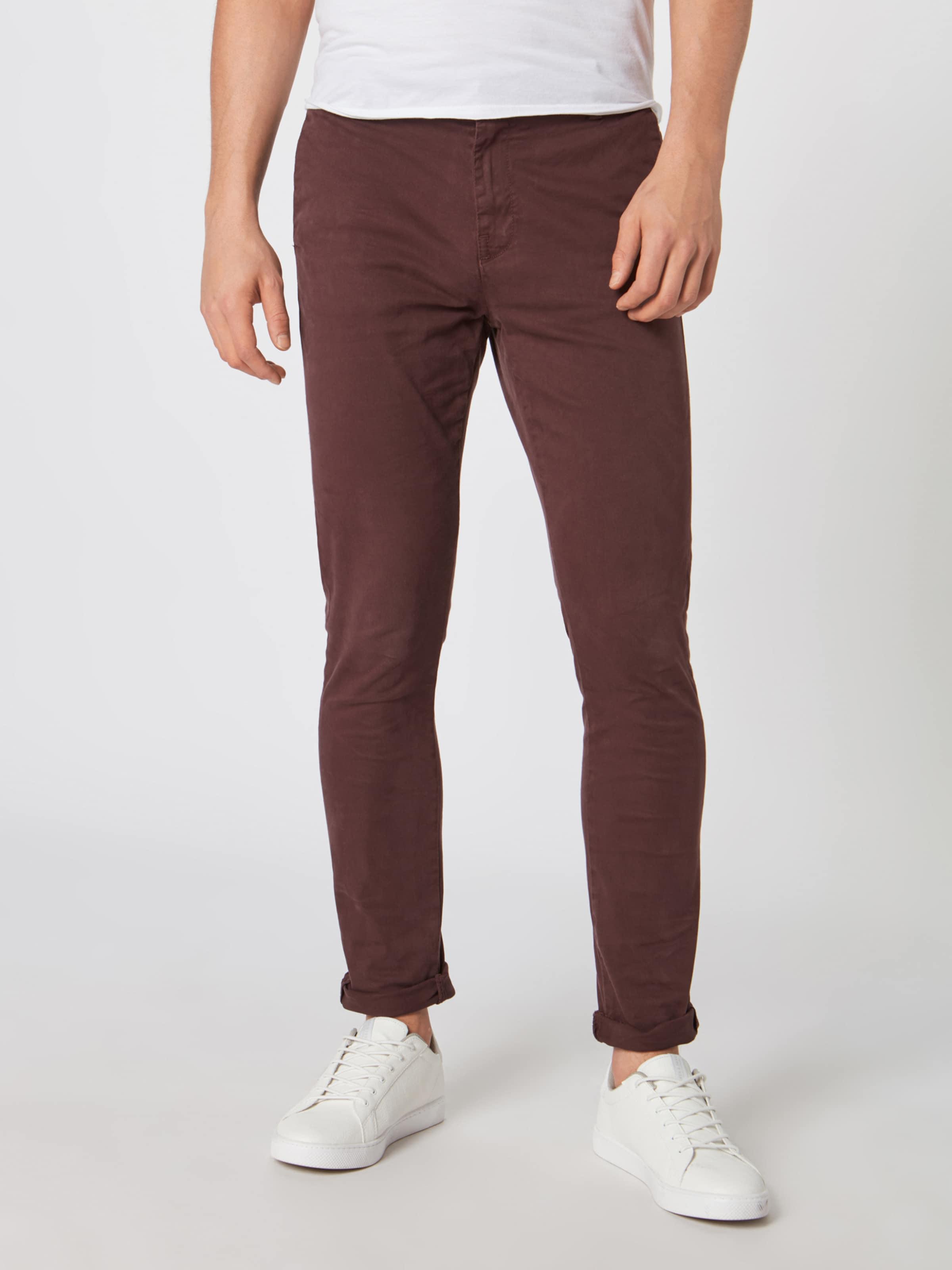 Look Bronze New Pantalon En Chino Nwyn0mv8O