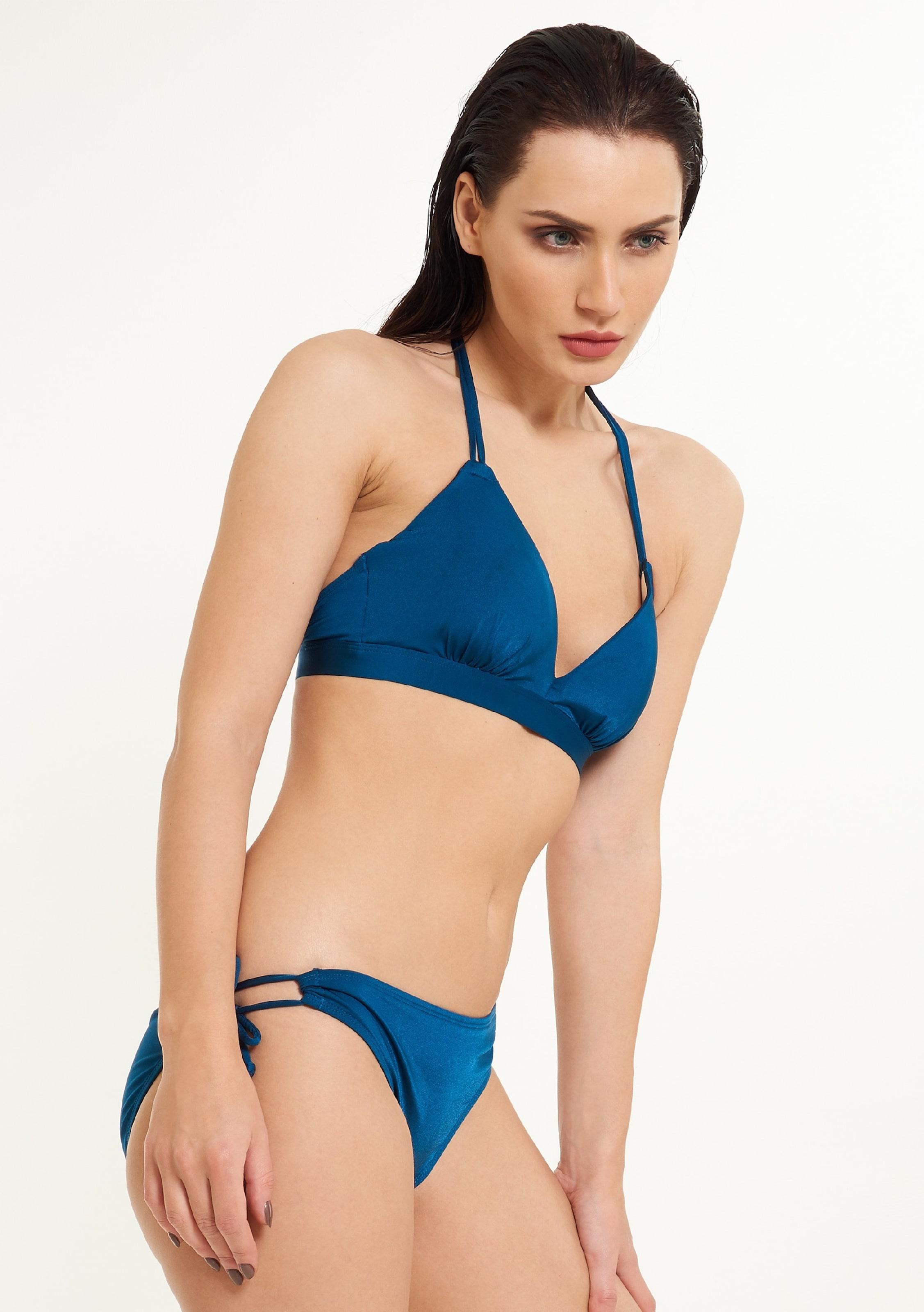 Lingadore Bleu Bas Bikini Foncé 'dakota' En De bgvYy7If6