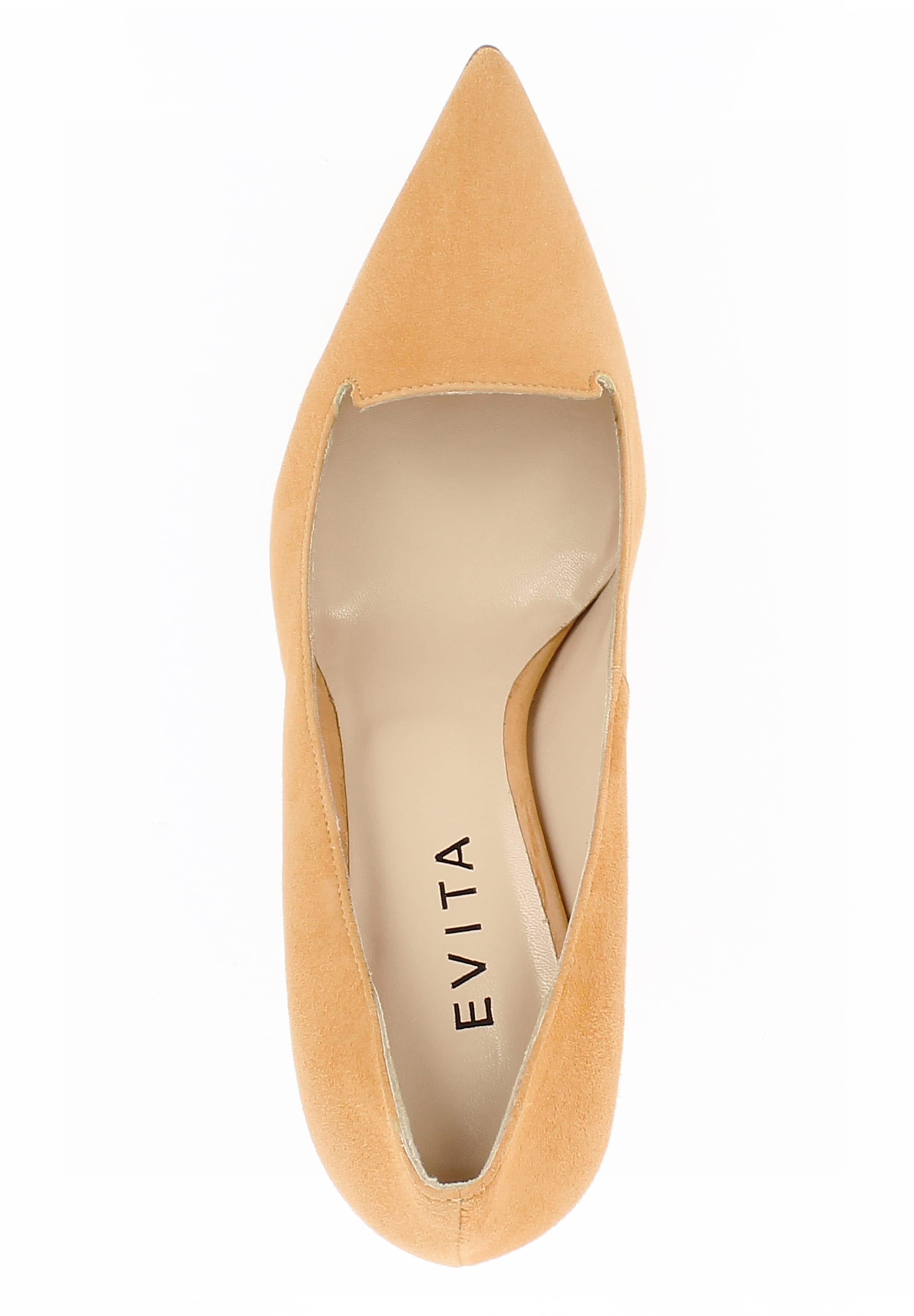 Escarpins 'jessica' Evita Orange Orange Evita 'jessica' Escarpins En Escarpins 'jessica' Evita En 4ALR5j