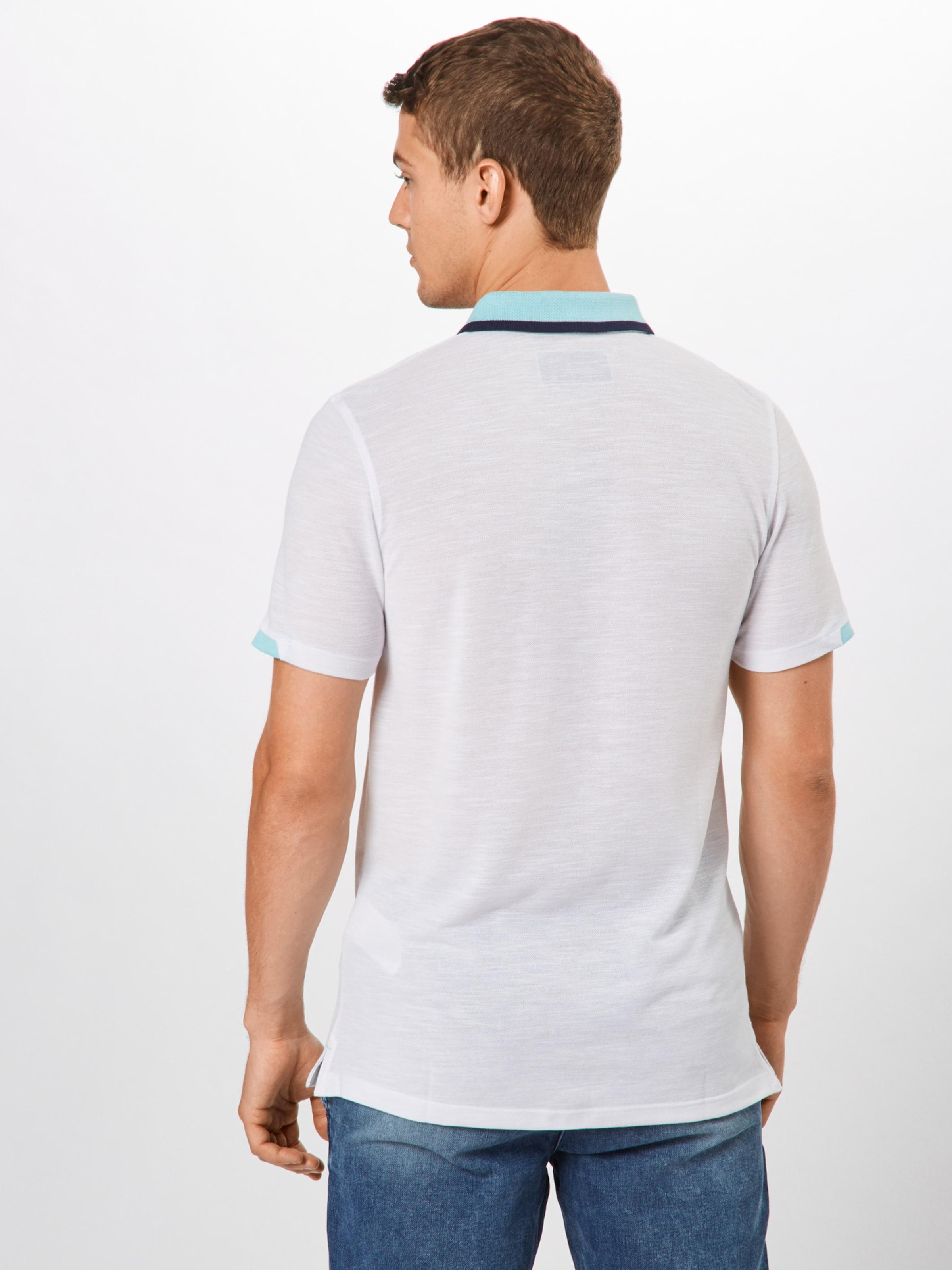 Jackamp; Gris Jones En T shirt Chiné BoeWdrCx