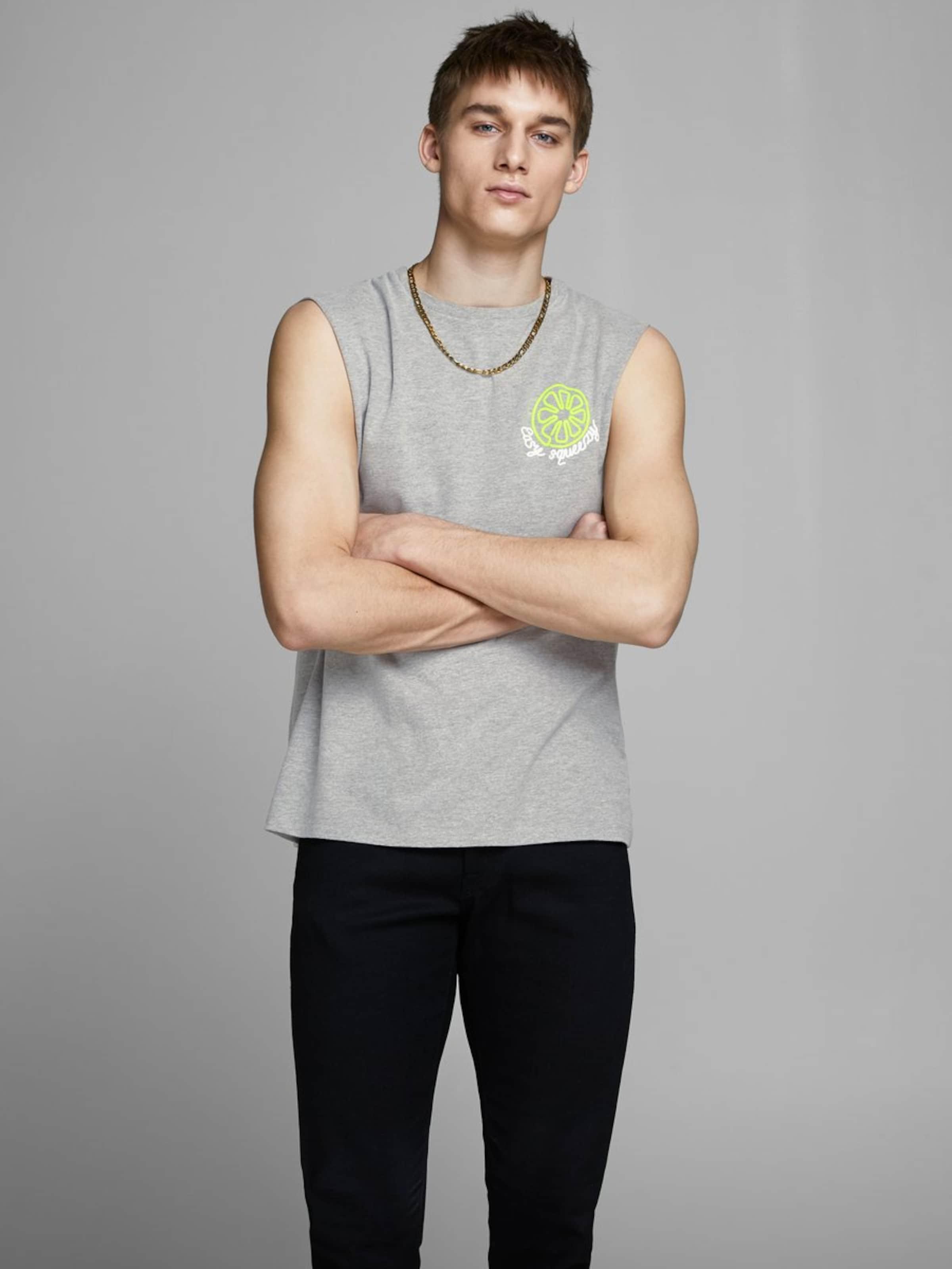 Jackamp; Jones T En Noir shirt 9DYWEH2I
