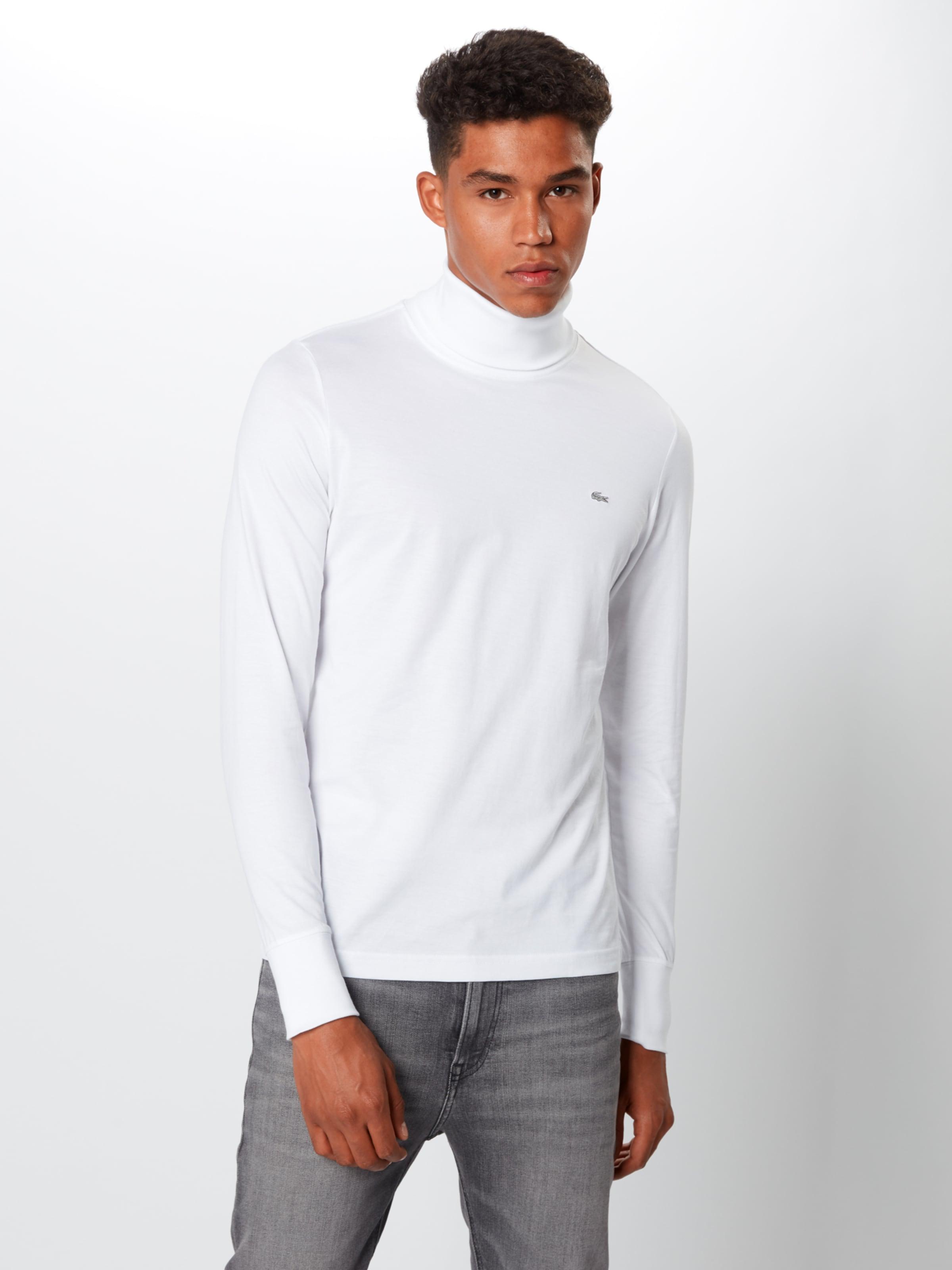 'chemise' Lacoste En over Blanc Pull TF31ulc5KJ