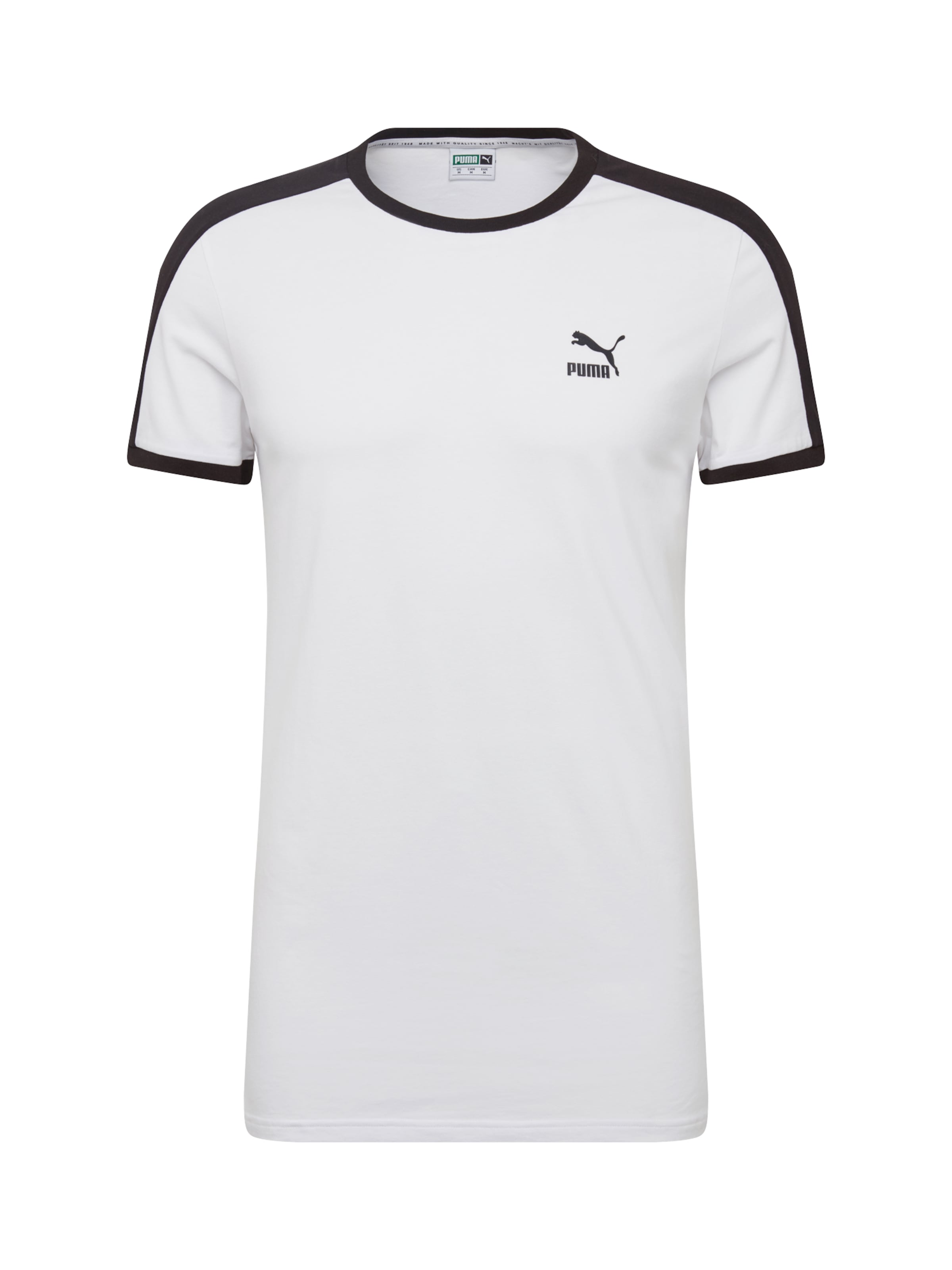 Puma NuitJaune shirt Bleu T T7' 'iconic En LpGSzqUMV