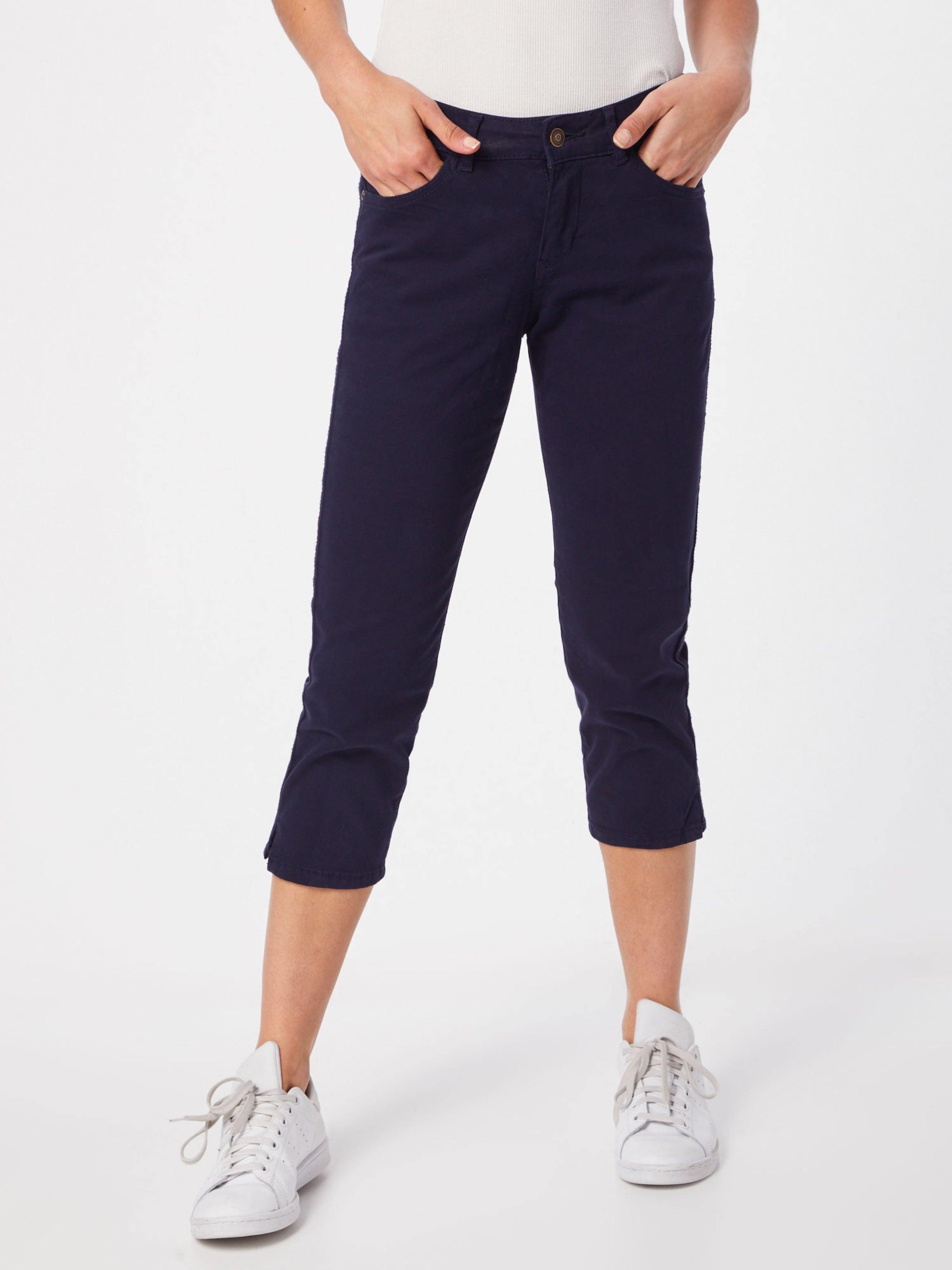 Label oliver Pantalon S Red En Bleu Foncé 354AjLRq