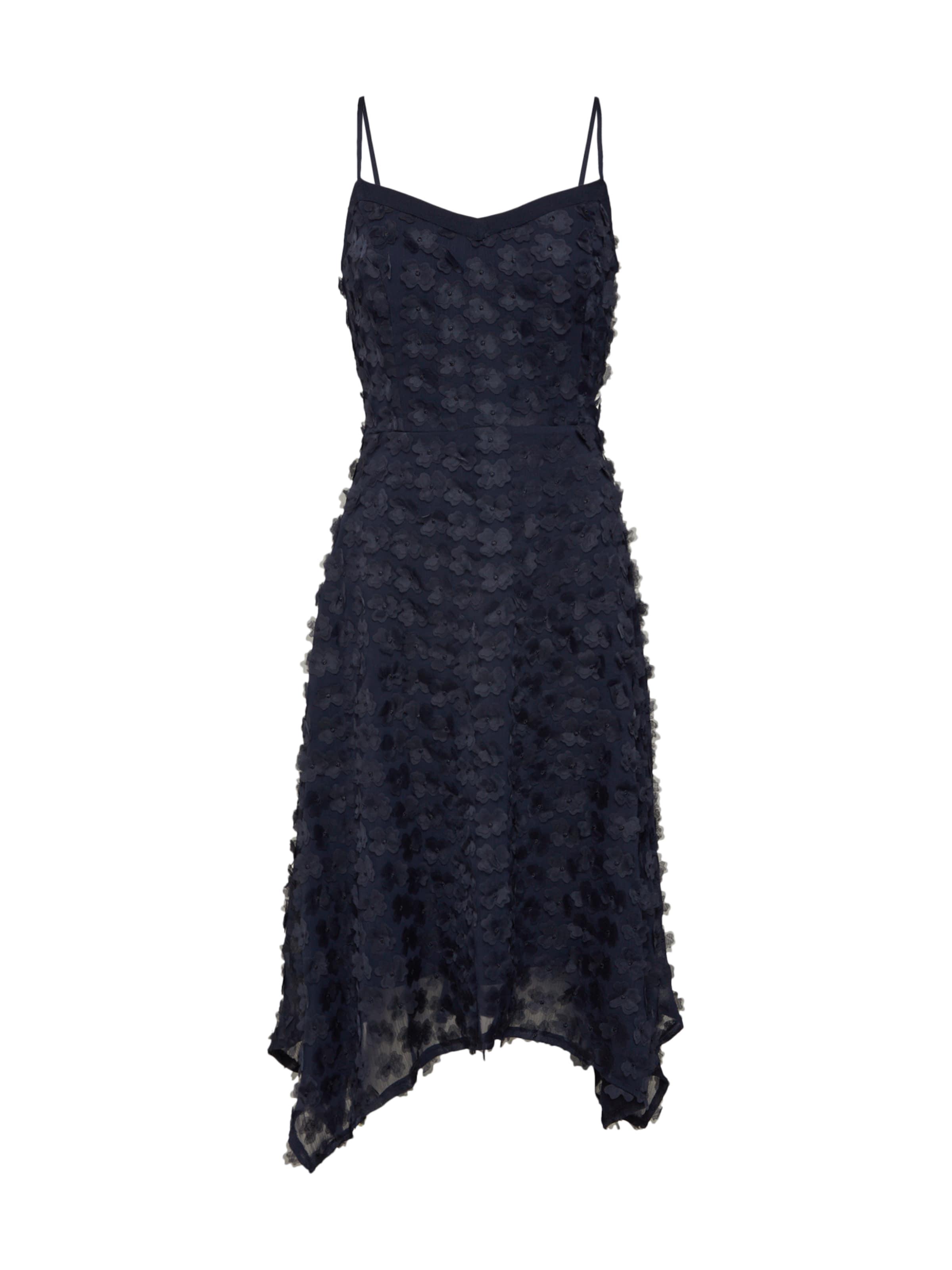'floral Petal Esprit Robe 3d' Marine Bleu En Collection uiXZOPk