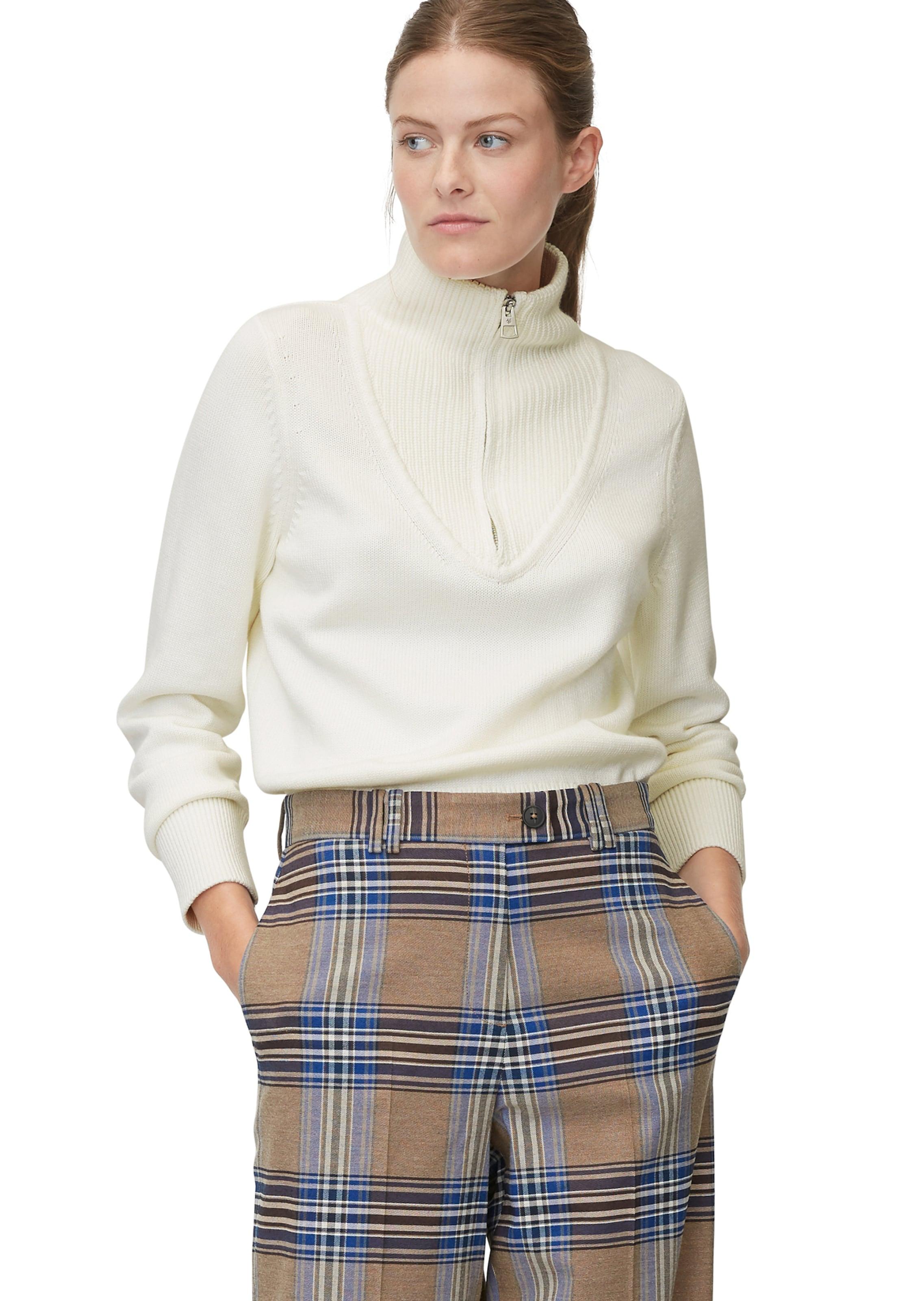 Offwhite Pullover In O'polo O'polo In Marc Marc Offwhite Pullover tQrsdh