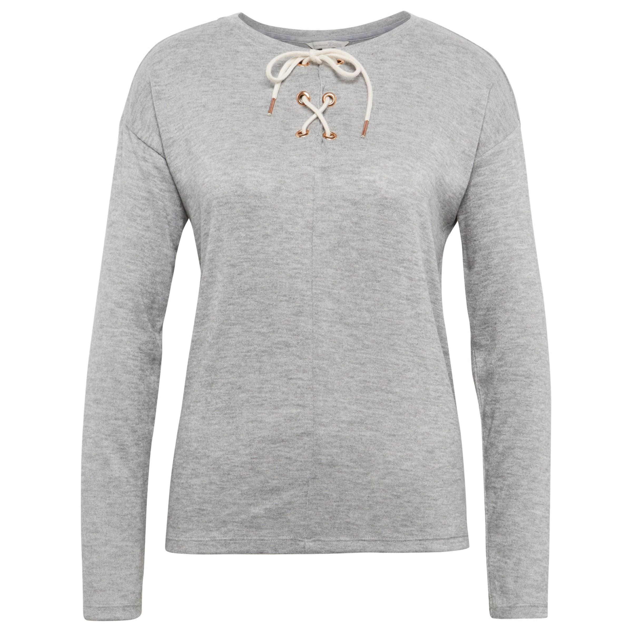shirt Chiné Sweat Tailor Denim En Tom Gris ZikXPu