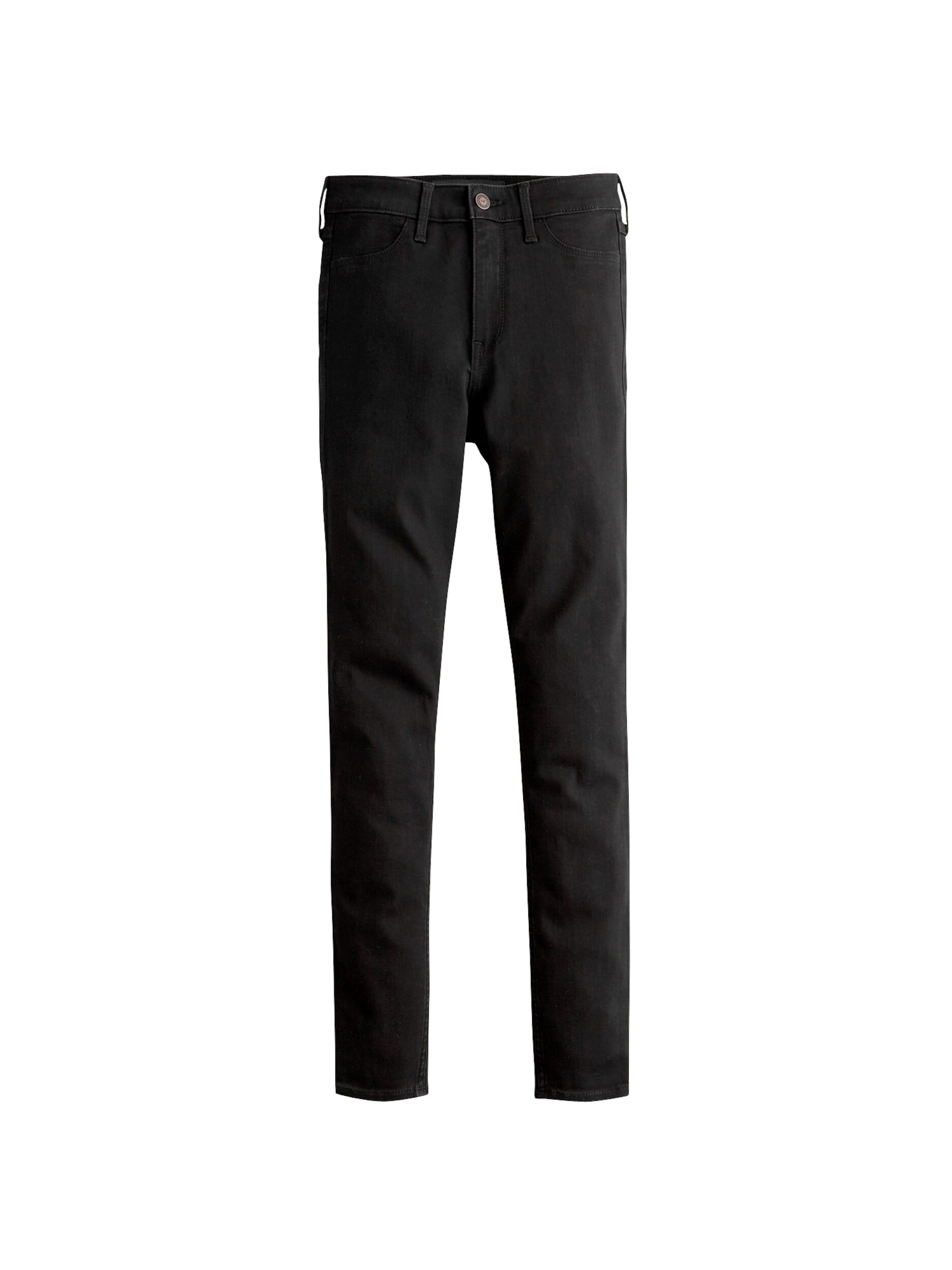 Hollister Jean En 'clean Black' Noir Denim K1JFclT