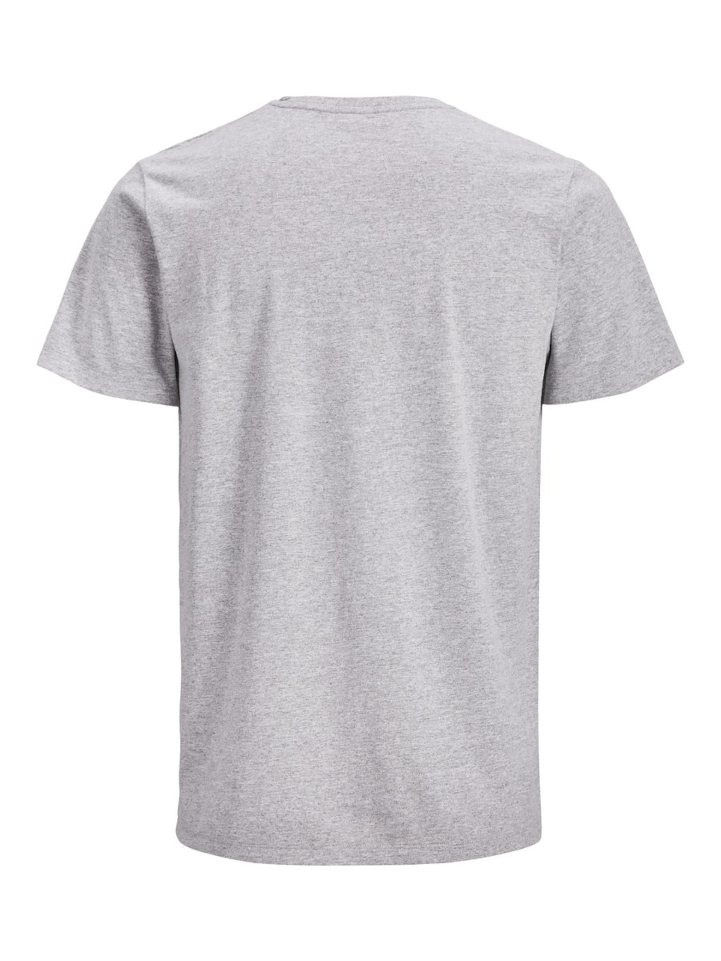 En shirt T Jones De Jackamp; Mélange CouleursNoir QCxBtshord