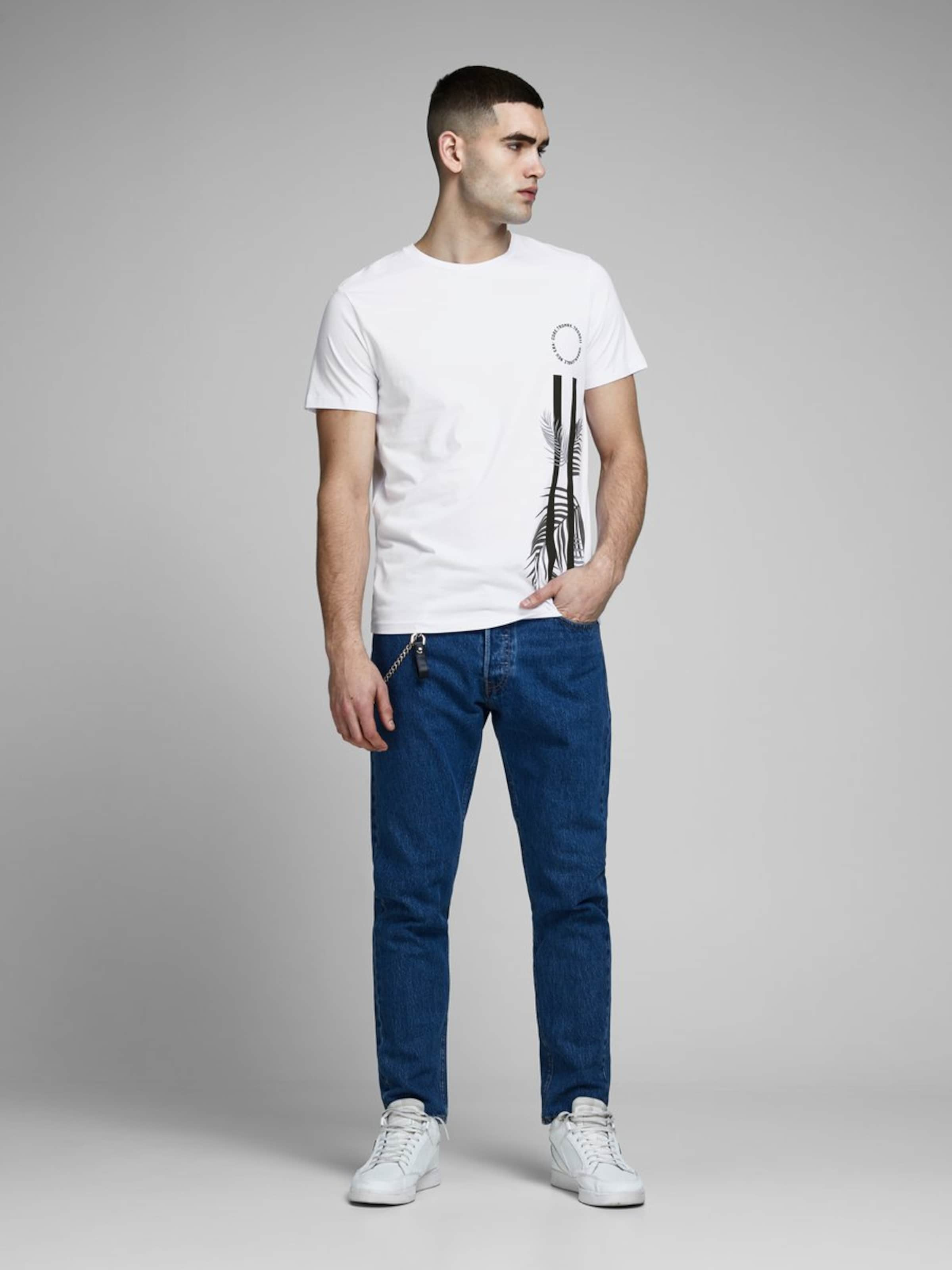Blanc shirt En T Jones Jackamp; vbyI76gfY