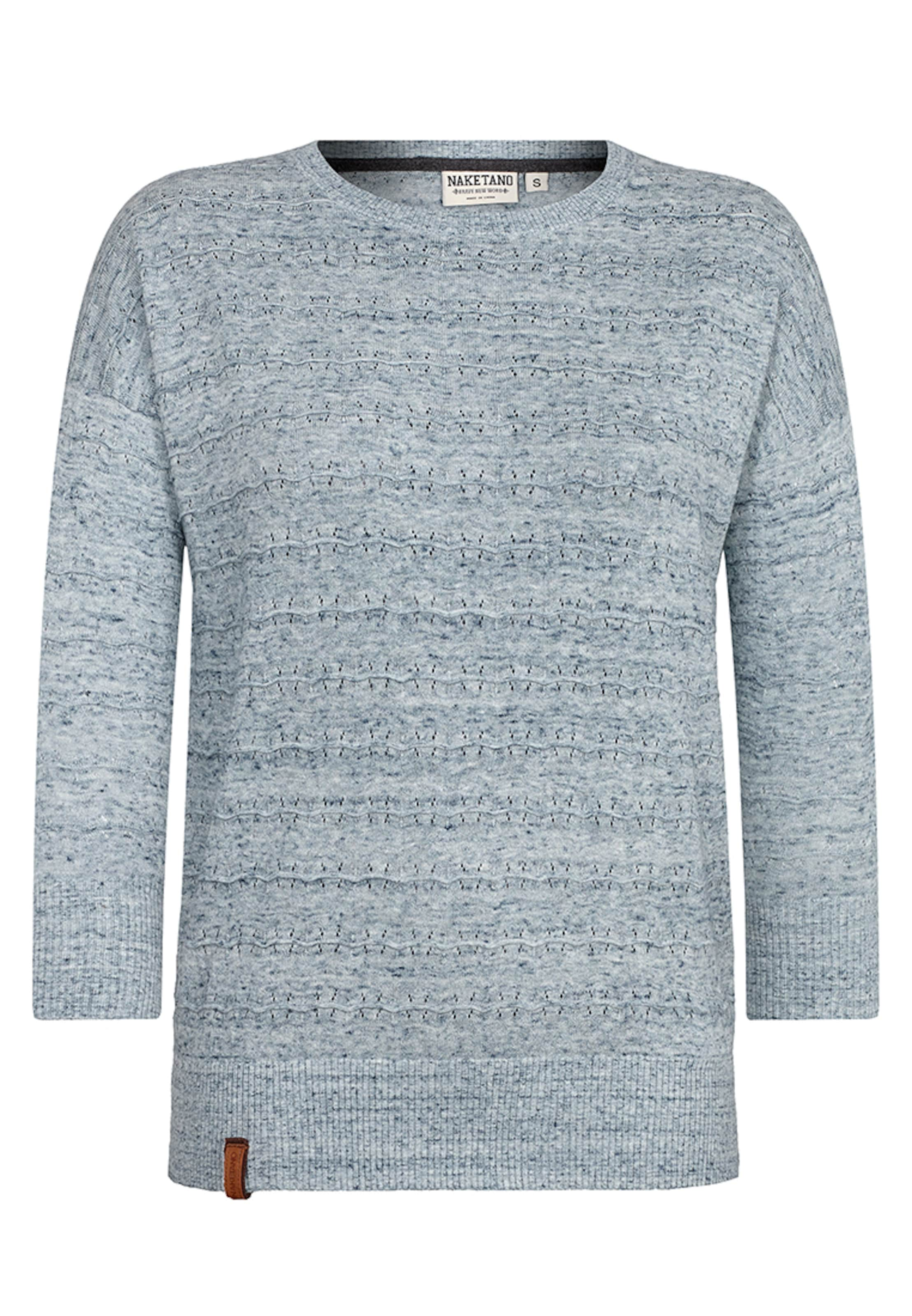 Naketano Soul' Hellblau 'the Pullover In sdxhBtCQro