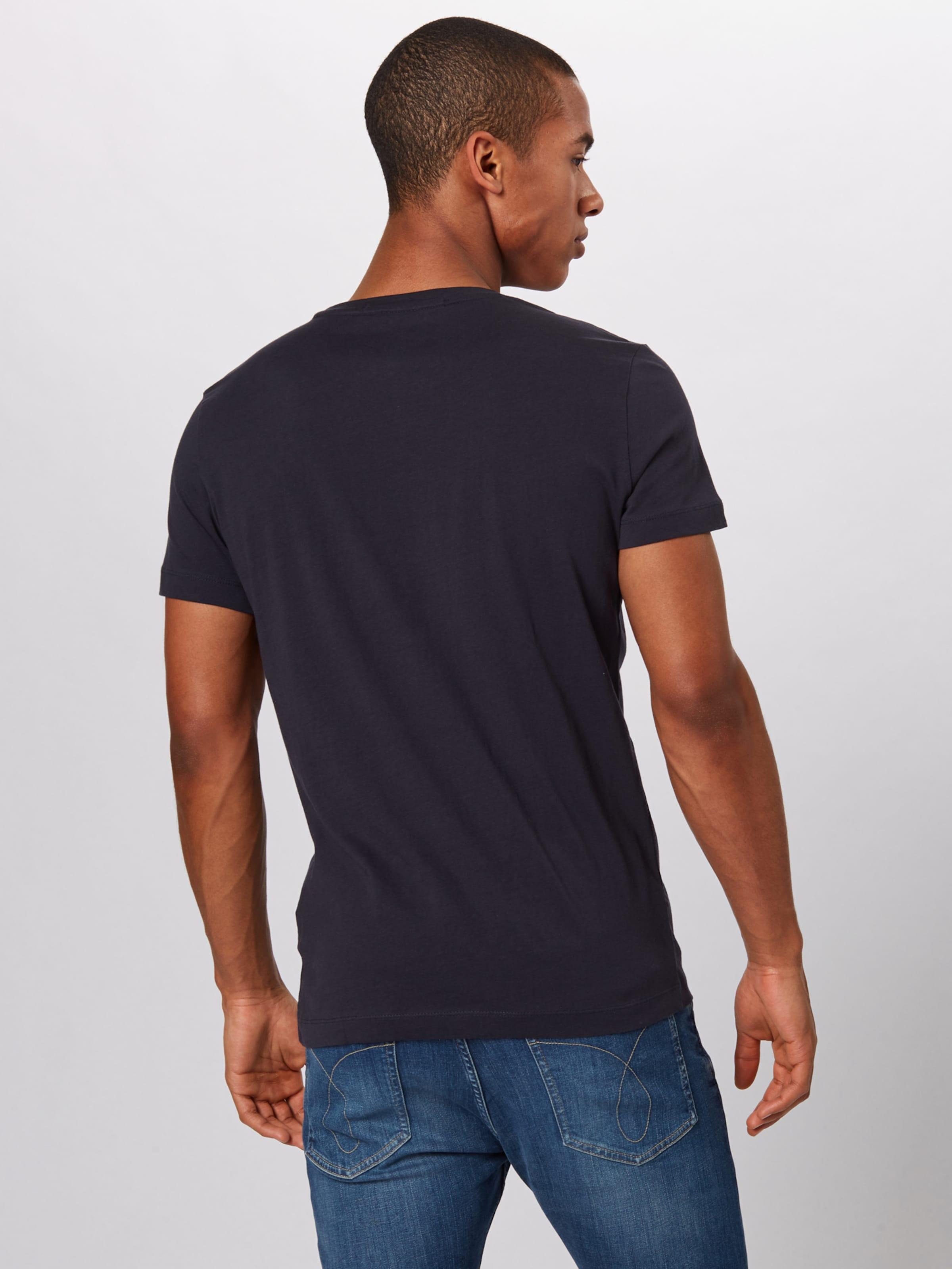 Jeans shirt Foncé Klein En Bleu Calvin T 'institutional' N8OXZ0wPnk