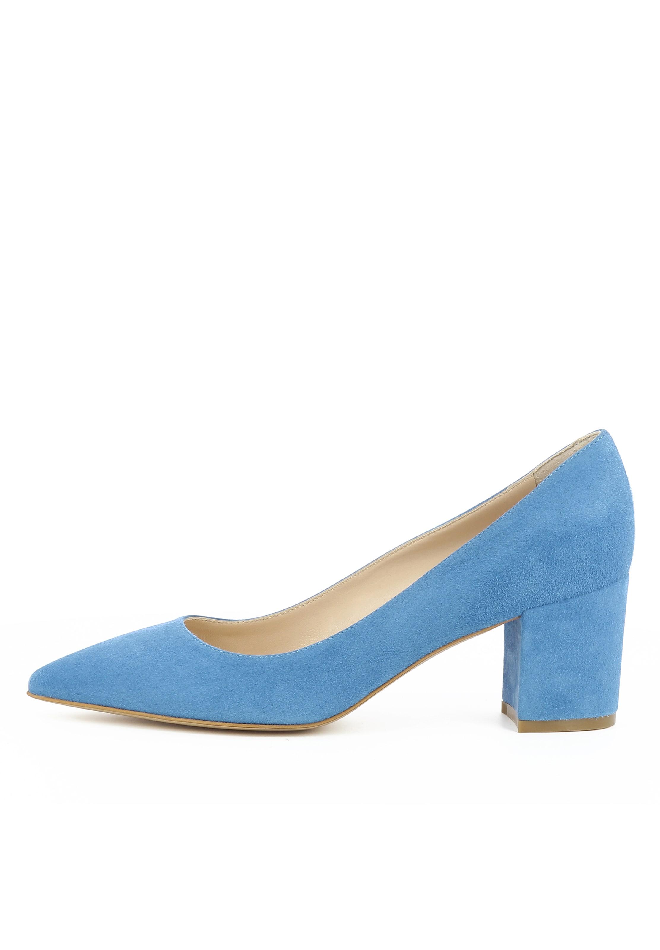 Evita 'romina' En Bleu Evita Escarpins 'romina' En Evita Bleu Escarpins Escarpins 9EHWD2I