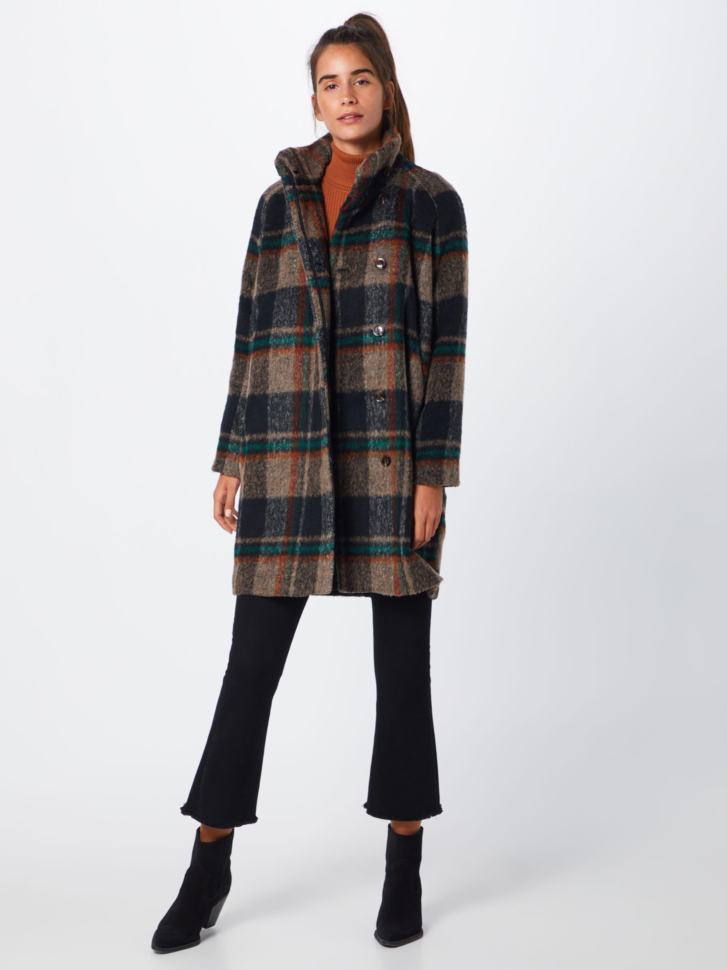 Mantel In Jacket 'hoff Samsoeamp; Schwarz 10616' BraunTanne tsQChrd