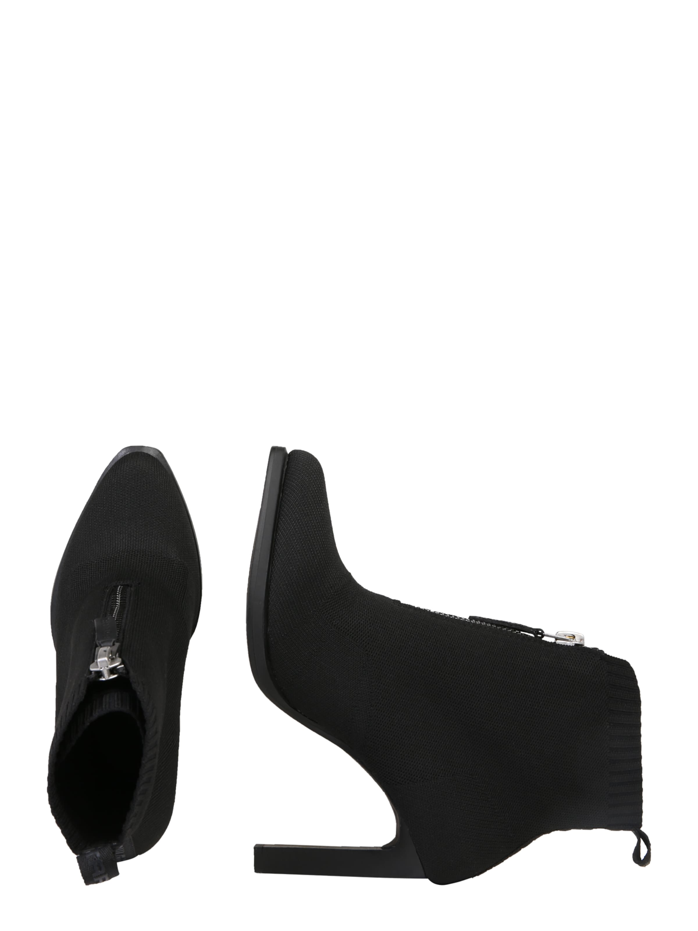 En Bottines G Raw star 'strett Heel' Noir wO0Pnk