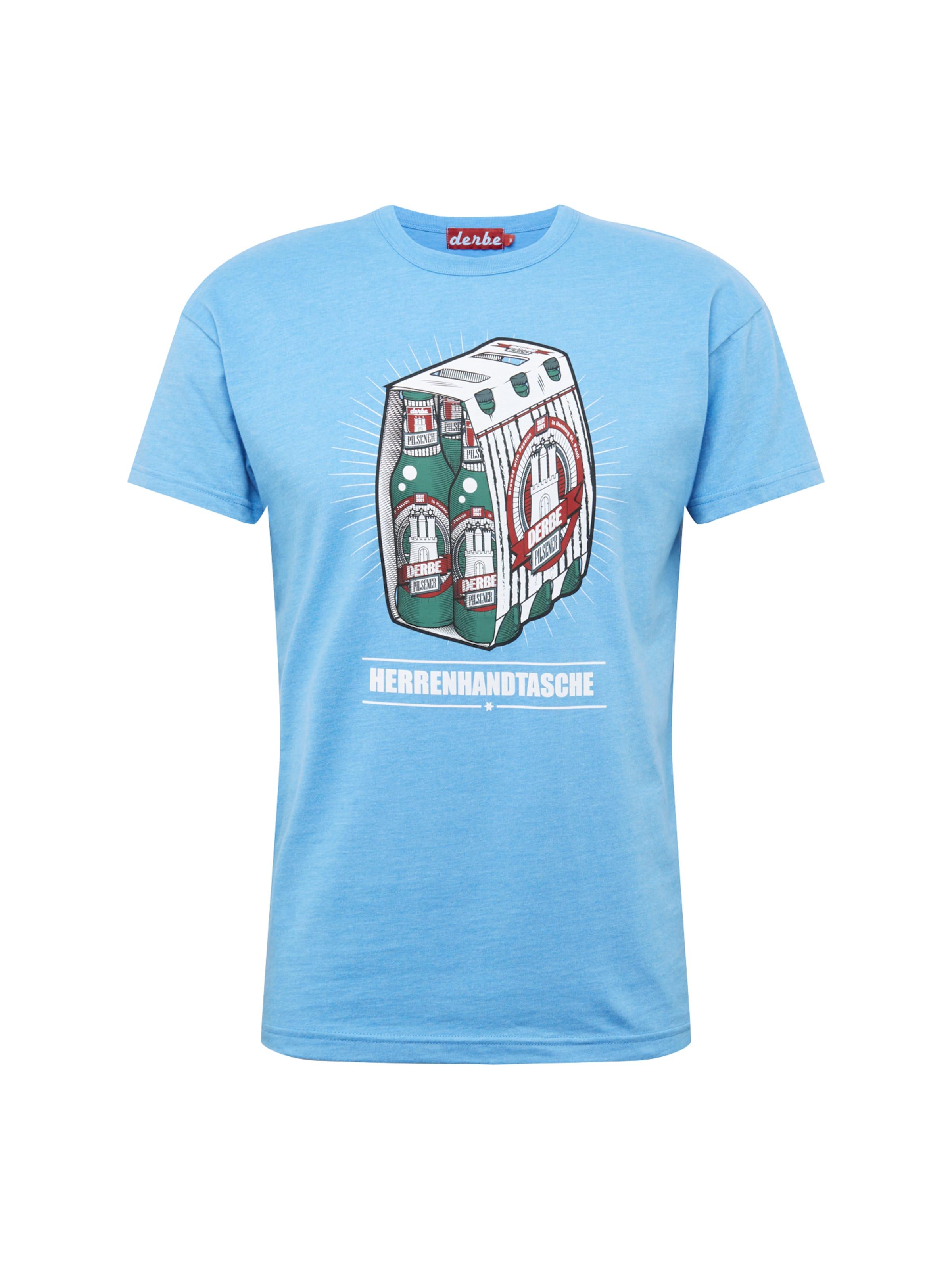 'reloaded' shirt Derbe En Bleu T PuTkXZOi