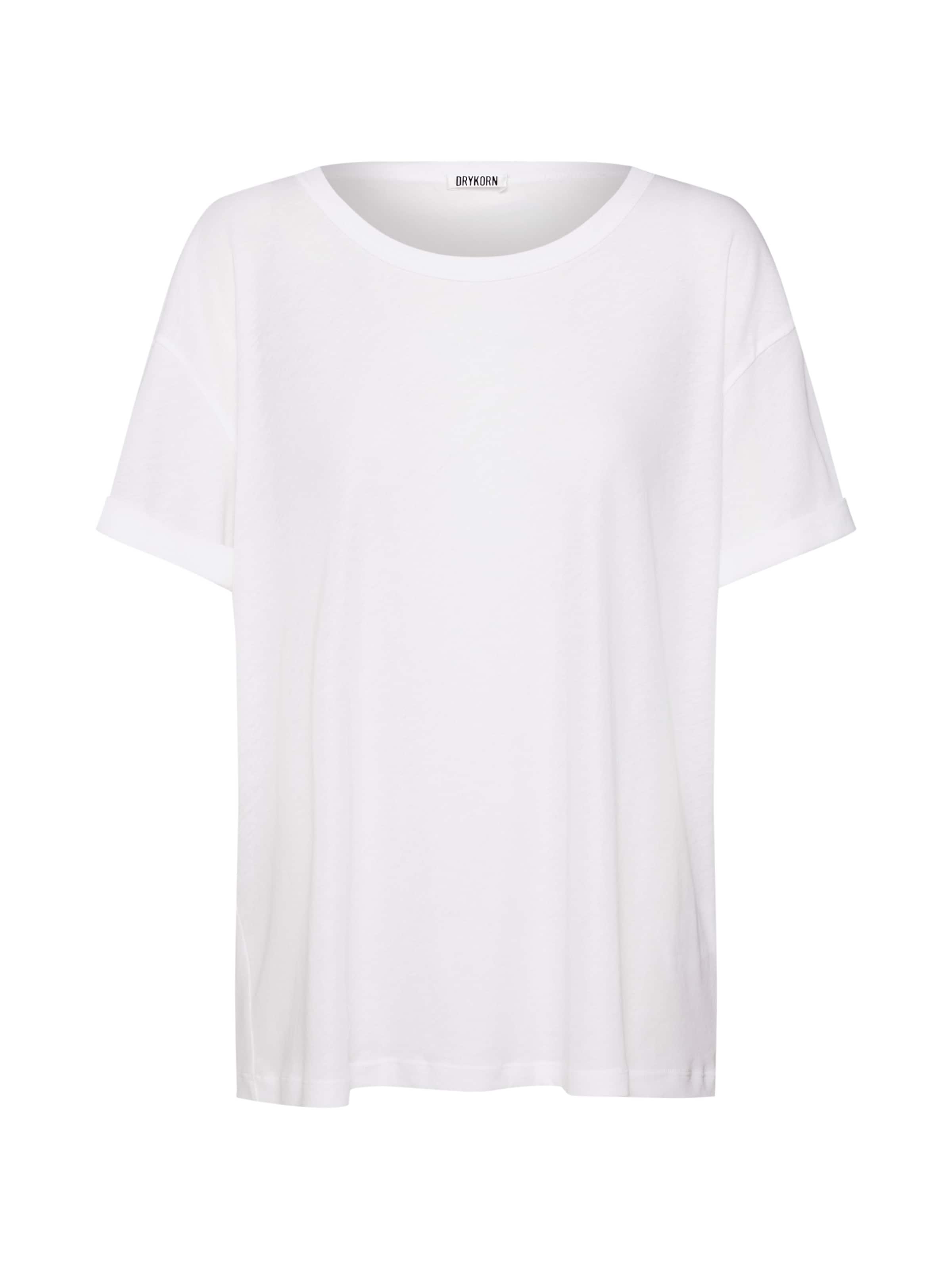 'larima' En Blanc shirt Drykorn T Oversize 54LcAR3jq