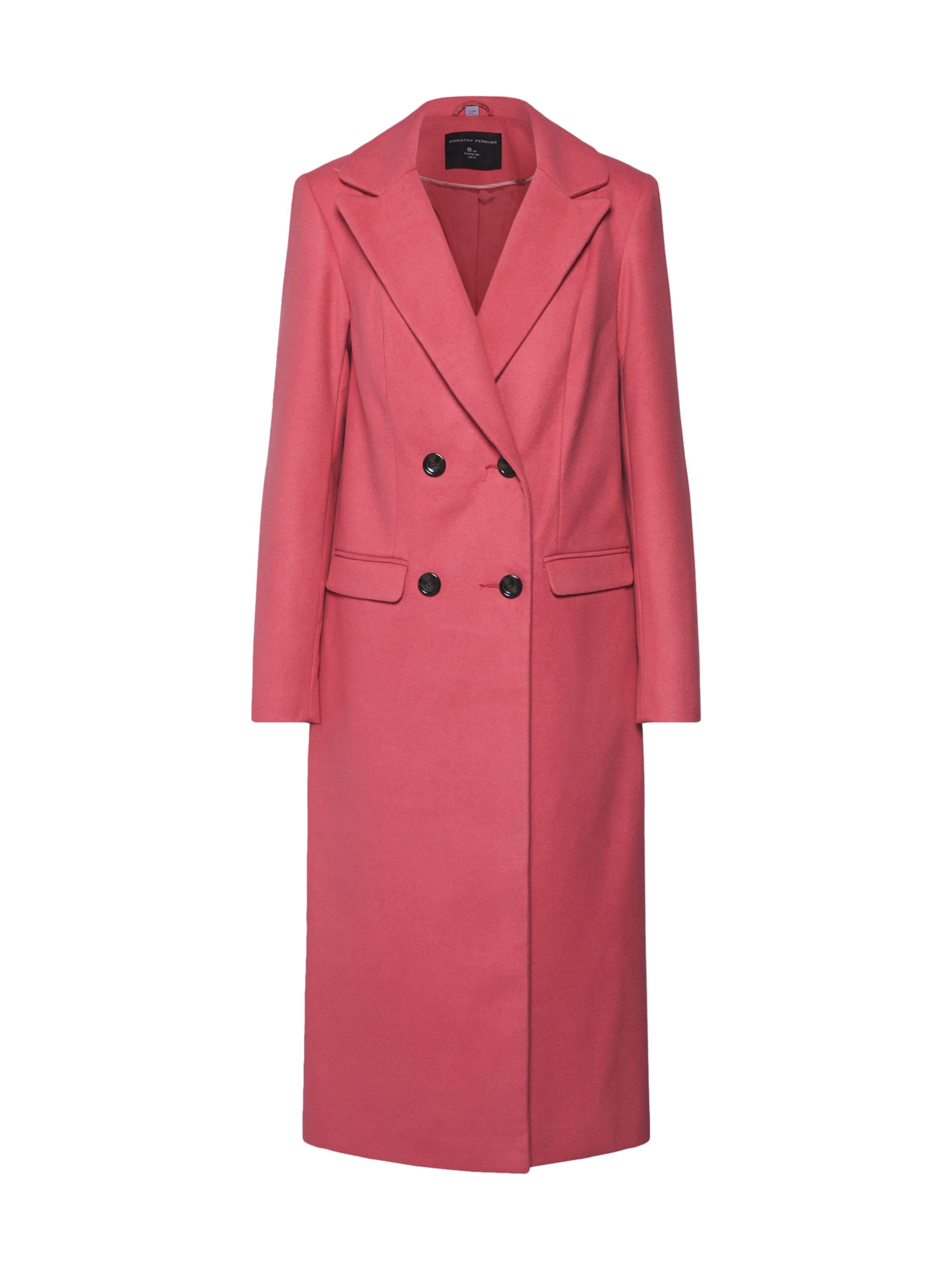 Dorothy Perkins 'colour Mantel Pink Crombie' In zVqSMpU