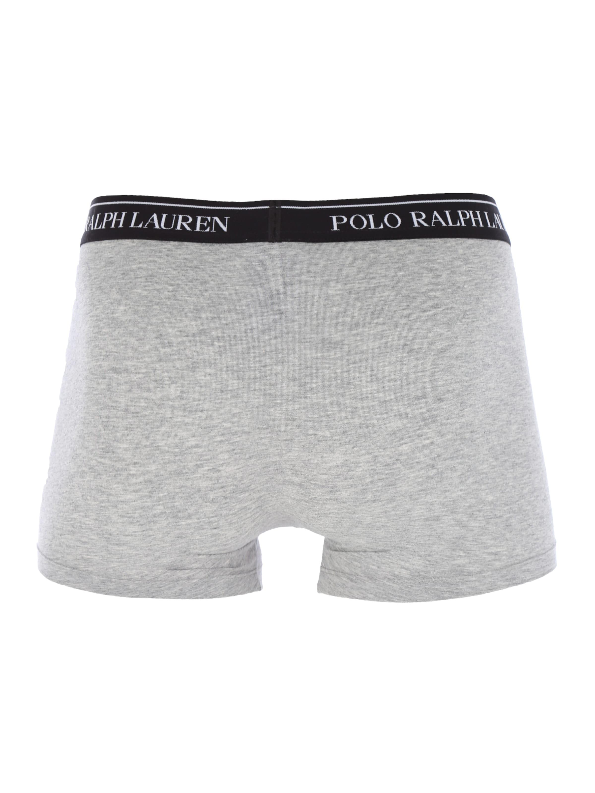 Lauren Polo En 'classic' Gris Boxers Ralph EDIW29H
