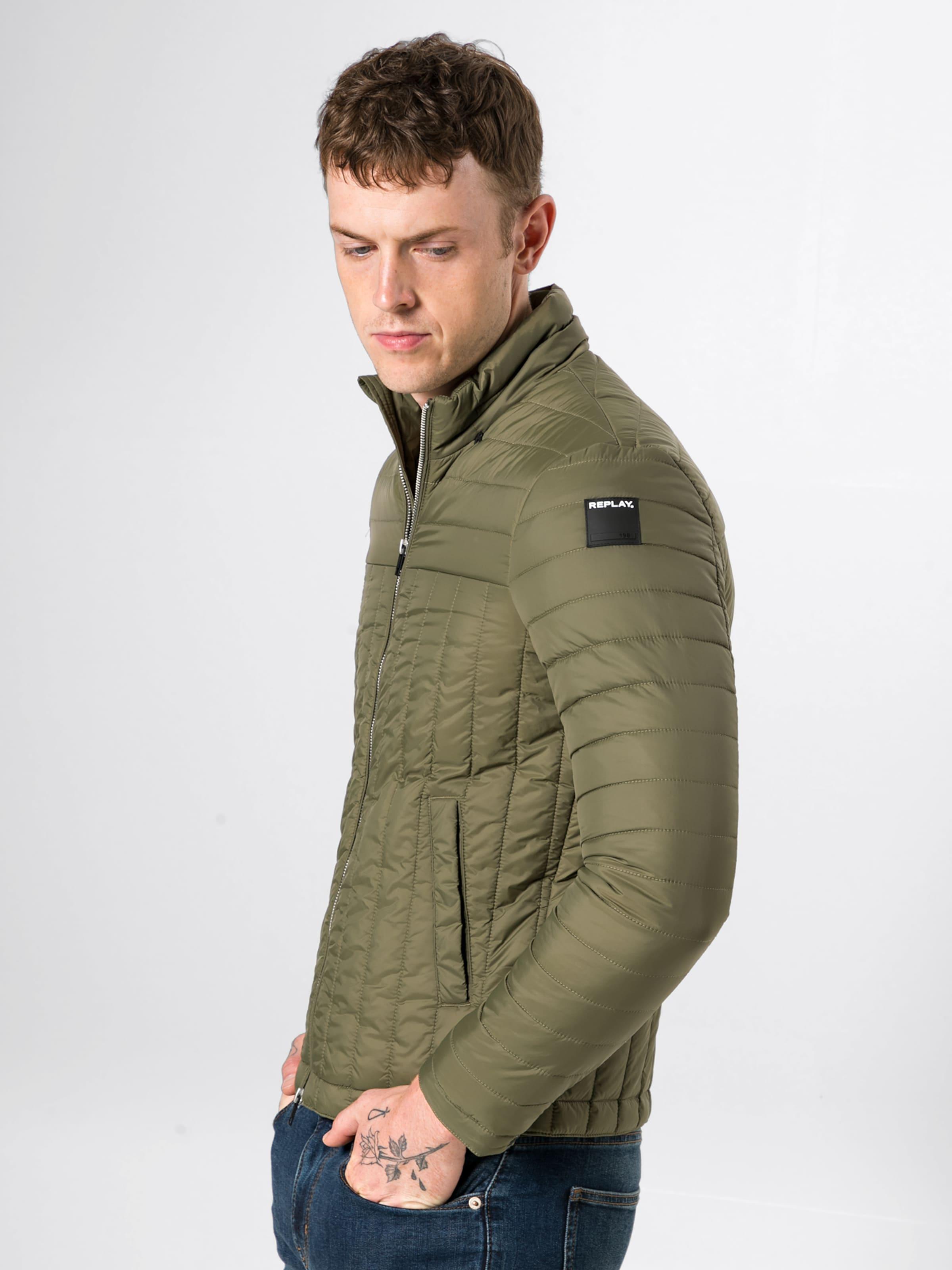 Mi 'jacket' En saison Replay Veste Noir dtQCshrx